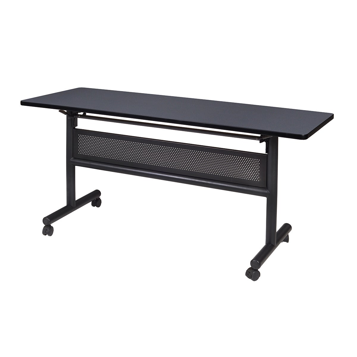 Shop Regency Seating Kobe WoodLaminateMetal Inch X Inch Flip - 18 x 60 training table