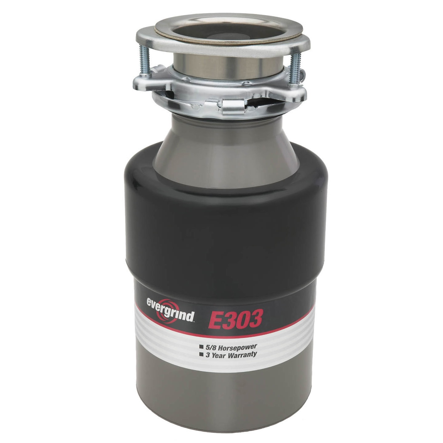 Shop Insinkerator E303 5/8 HP Garbage Disposer - Free Shipping Today ...