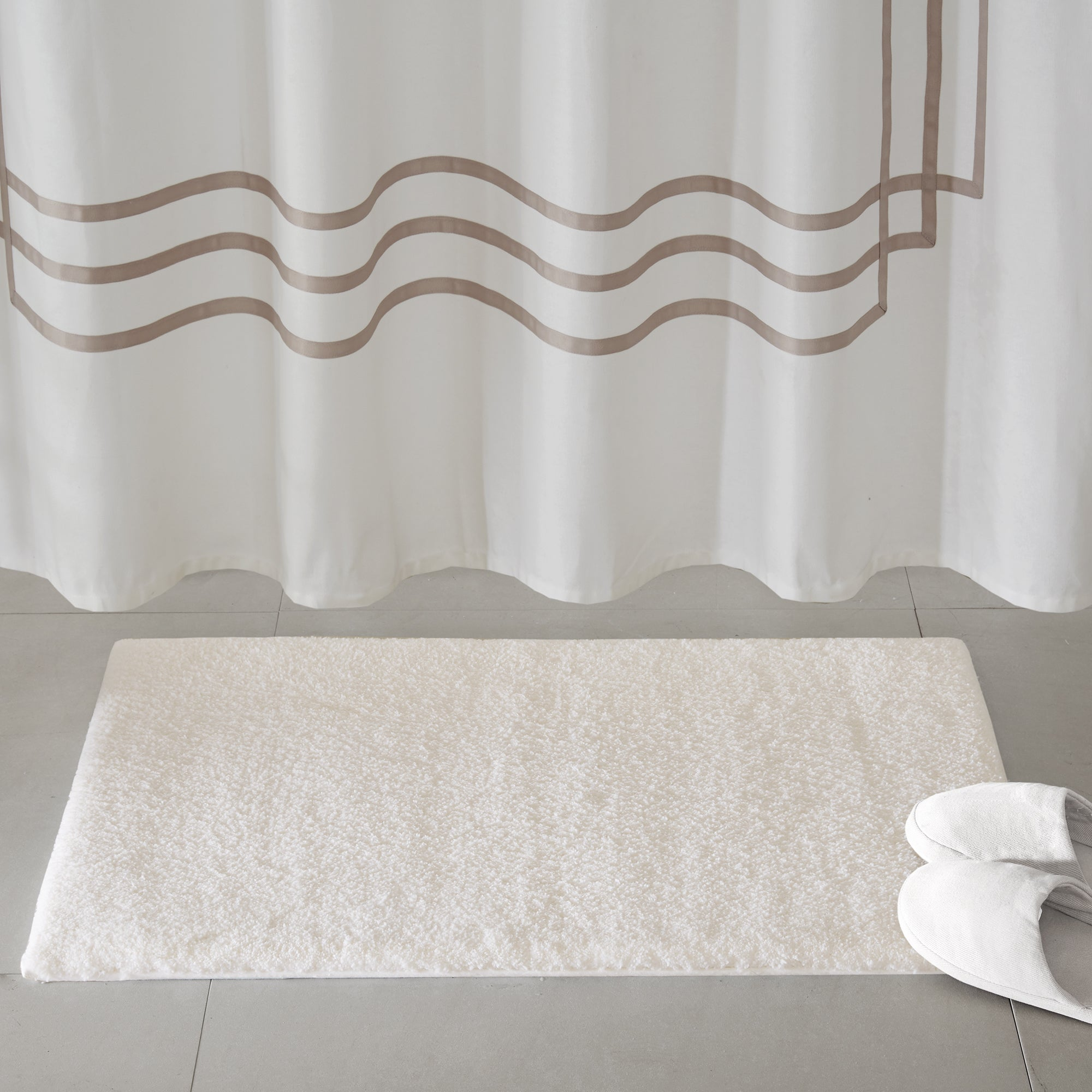 Madison Park Signature Marshmallow Bath Rug - Free Shipping On ...
