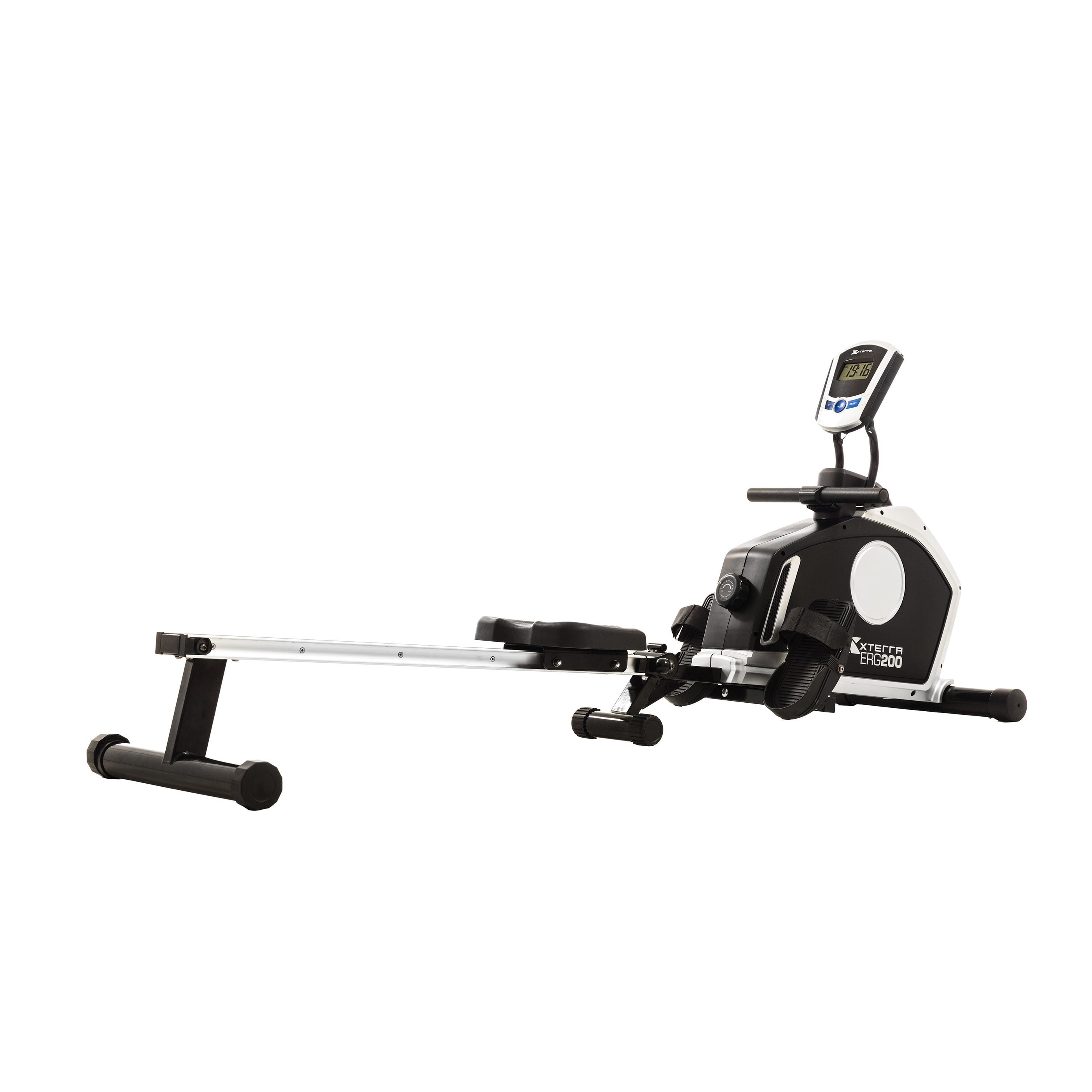 Rowing Machine For Sale >> Shop Xterra Erg200 Rowing Machine Black Free Shipping Today