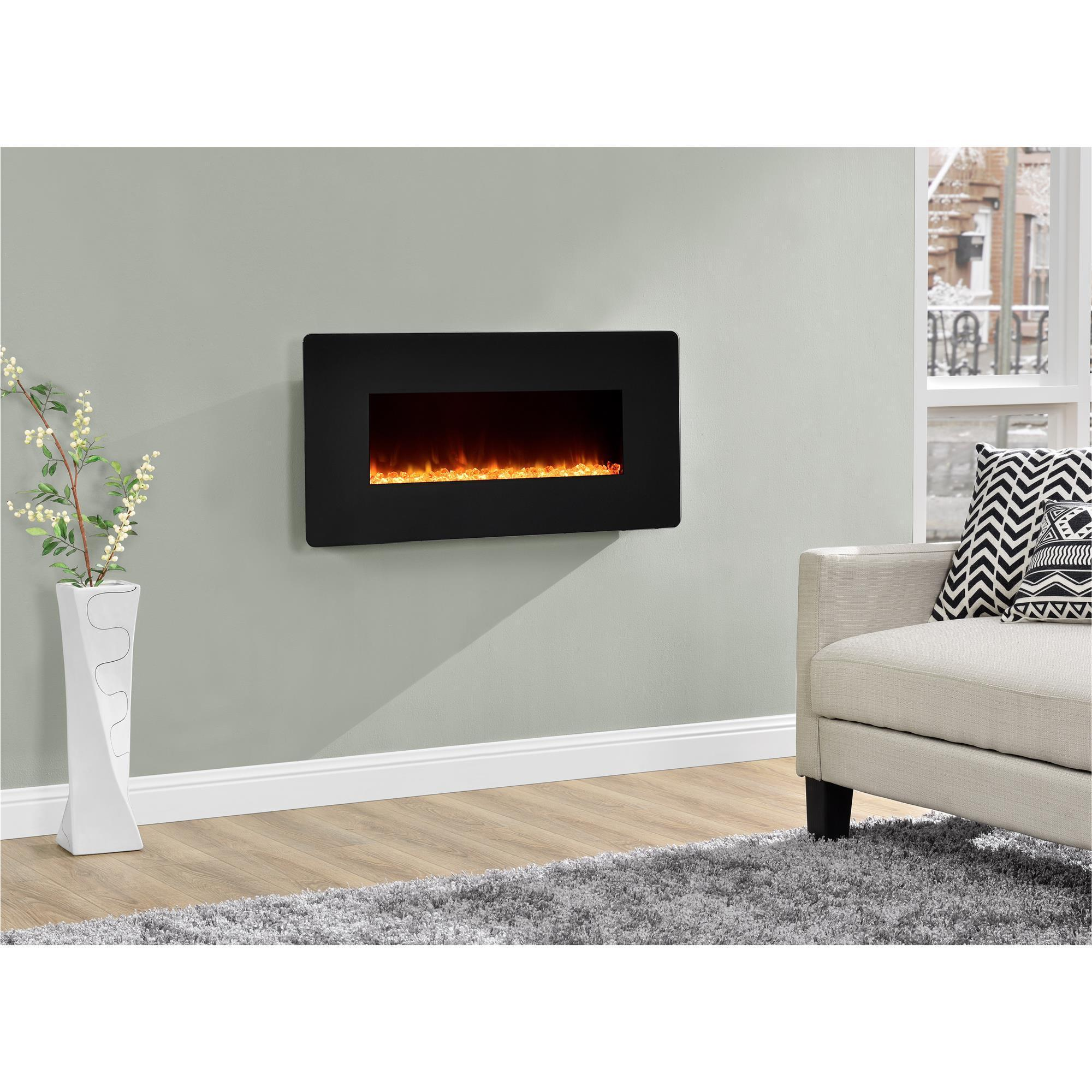 inch wall ameriwood altra shipping mount fireplace today home black free mounted product garden kenna overstock