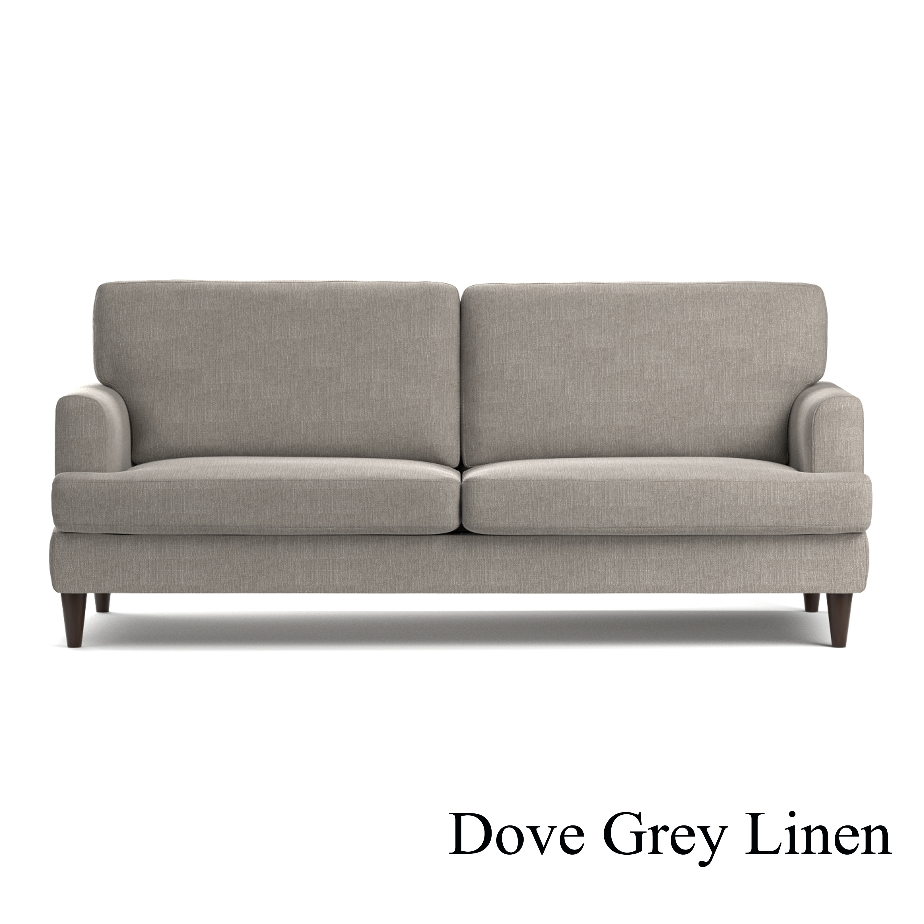 Handy Living Undercover Custom Orlando Sofast Sofa With Tailored Slipcover Free Shipping Today 12659580