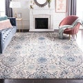 Safavieh Madison Bohemian Cream/ Light Grey Rug (9' x 12')