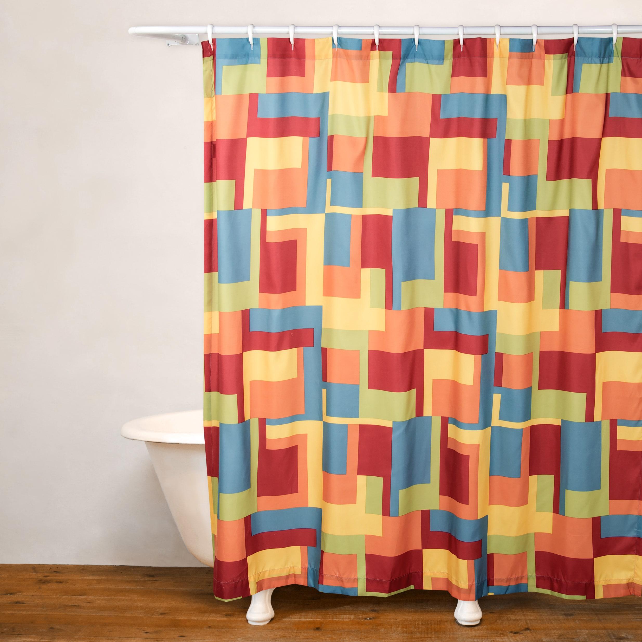 Shop Crayola Paint Box No Liner Shower Curtain