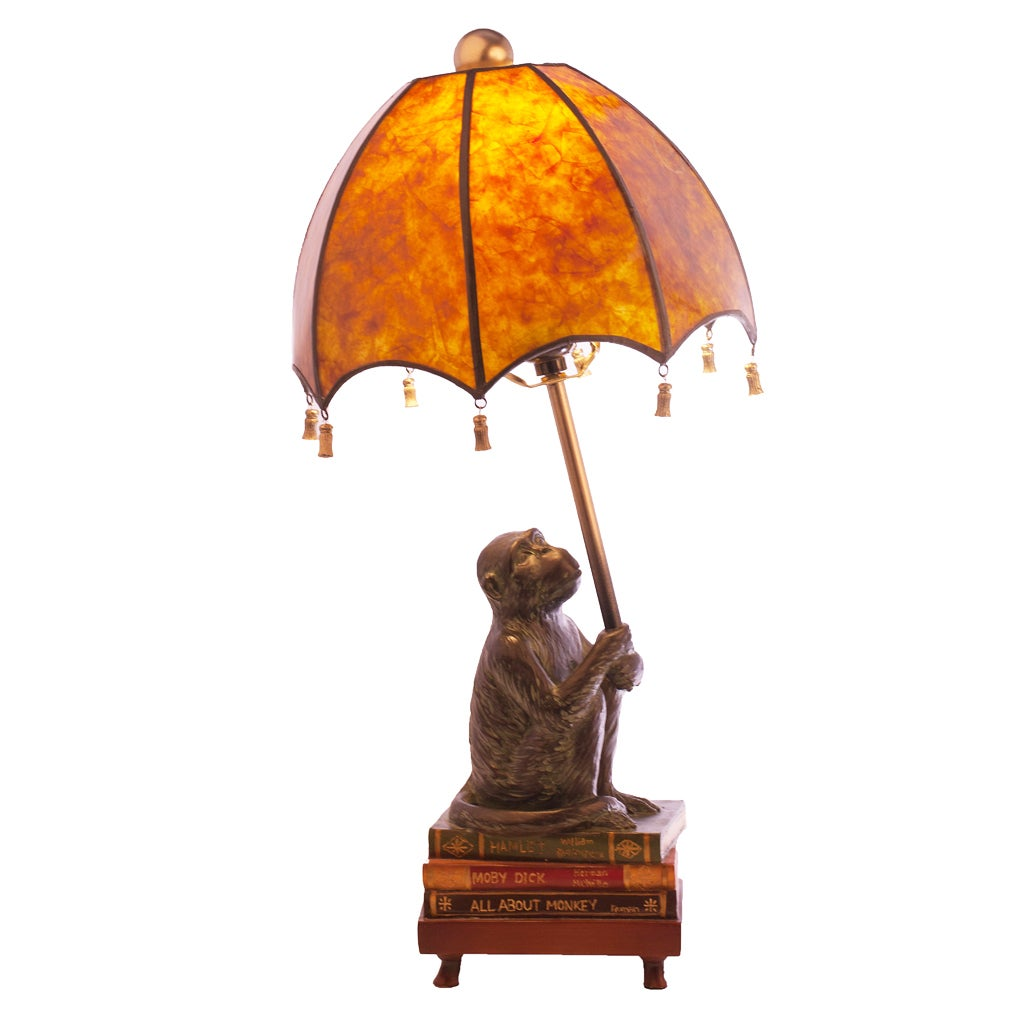 River of goods intellectual monkey mica shade 2175 inch h table river of goods intellectual monkey mica shade 2175 inch h table lamp free shipping today overstock 19456968 mozeypictures Choice Image