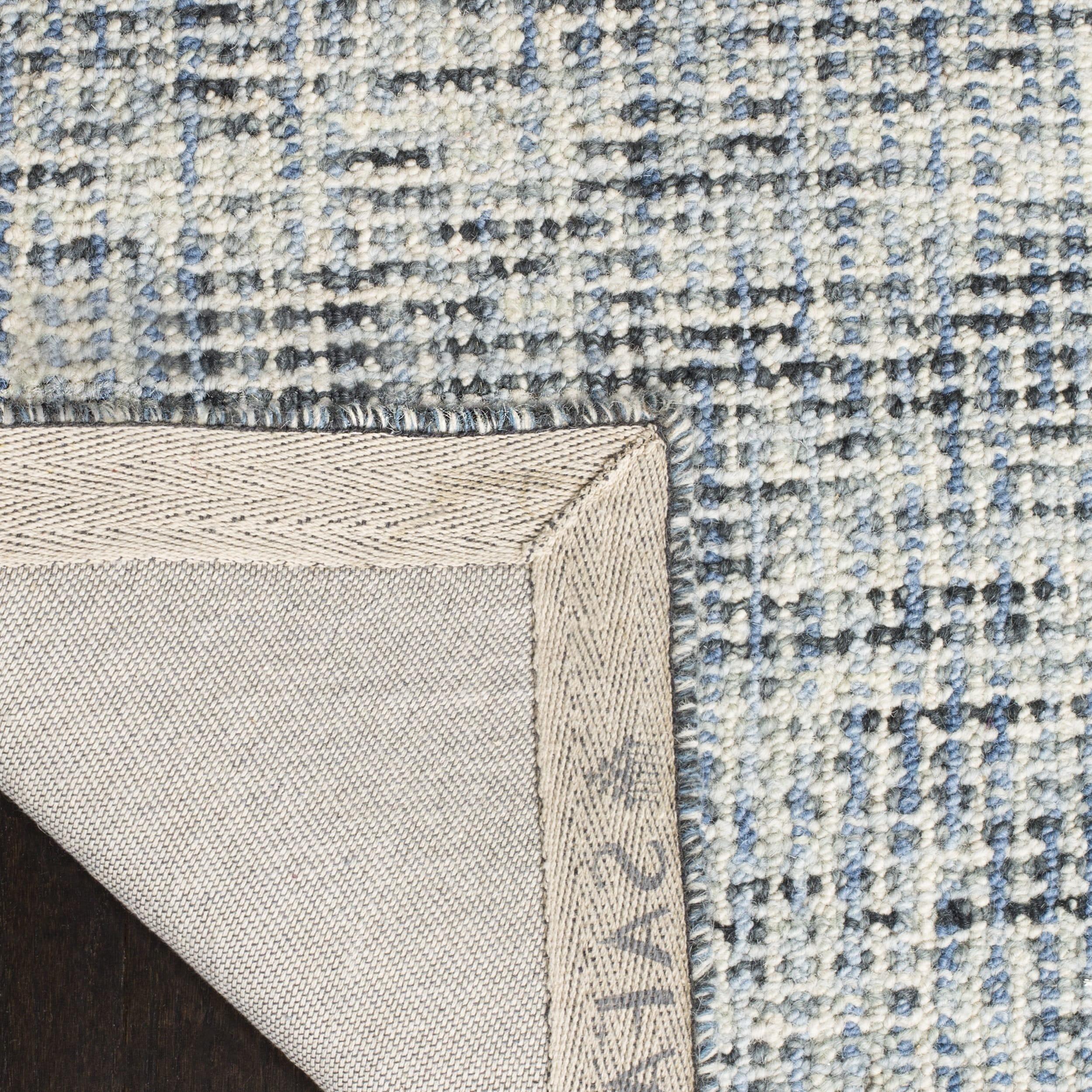 itm handmade rug nuloom x blue not apply does geometric modern