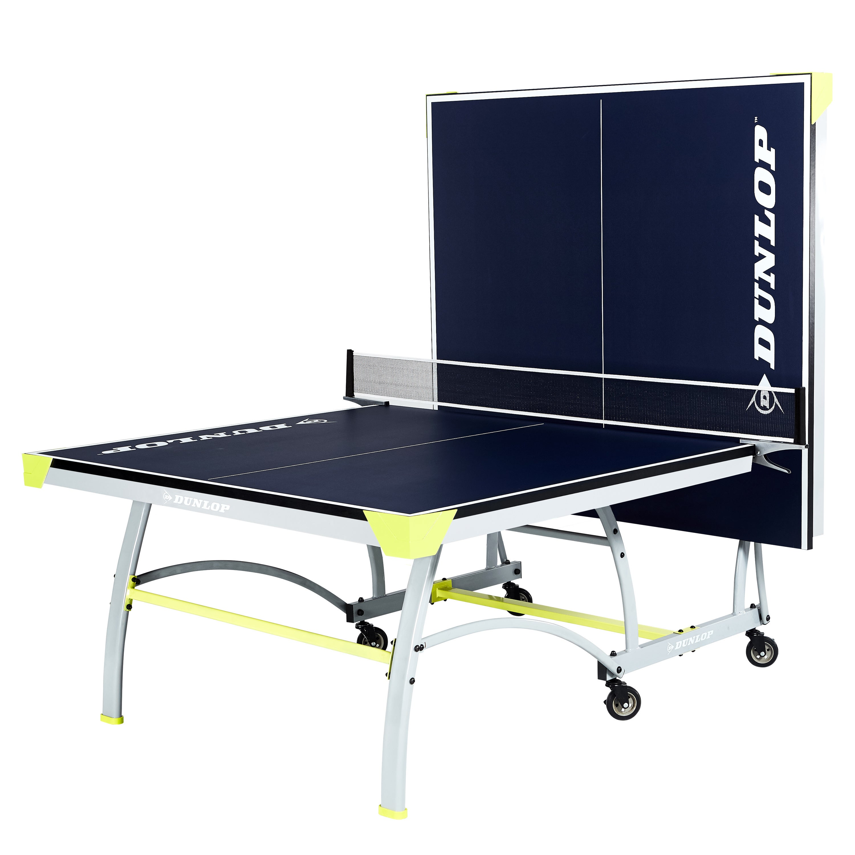 Shop Dunlop Blue Wood 18 Millimeter 2 Piece Table Tennis   Free Shipping  Today   Overstock.com   12676127