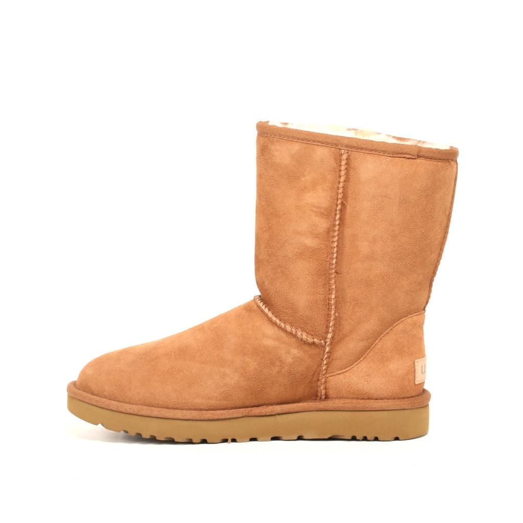 shop ugg australia women s classic short ii boots free shipping rh overstock com
