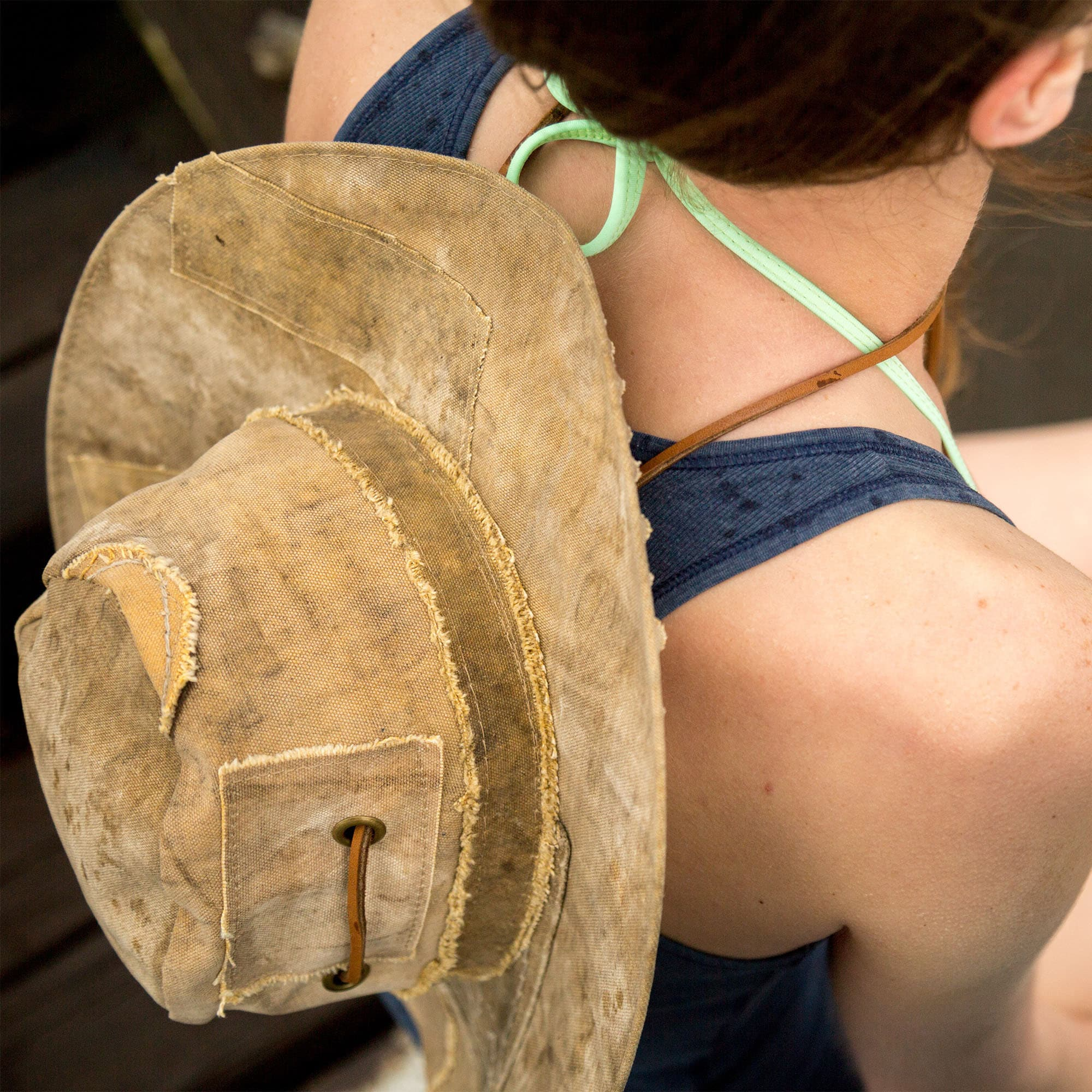 2c46d333f6b Shop The Real Deal Brazil s Tan Recyceled Cotton Cavans Original Hat - On  Sale - Free Shipping On Orders Over  45 - Overstock - 12682960