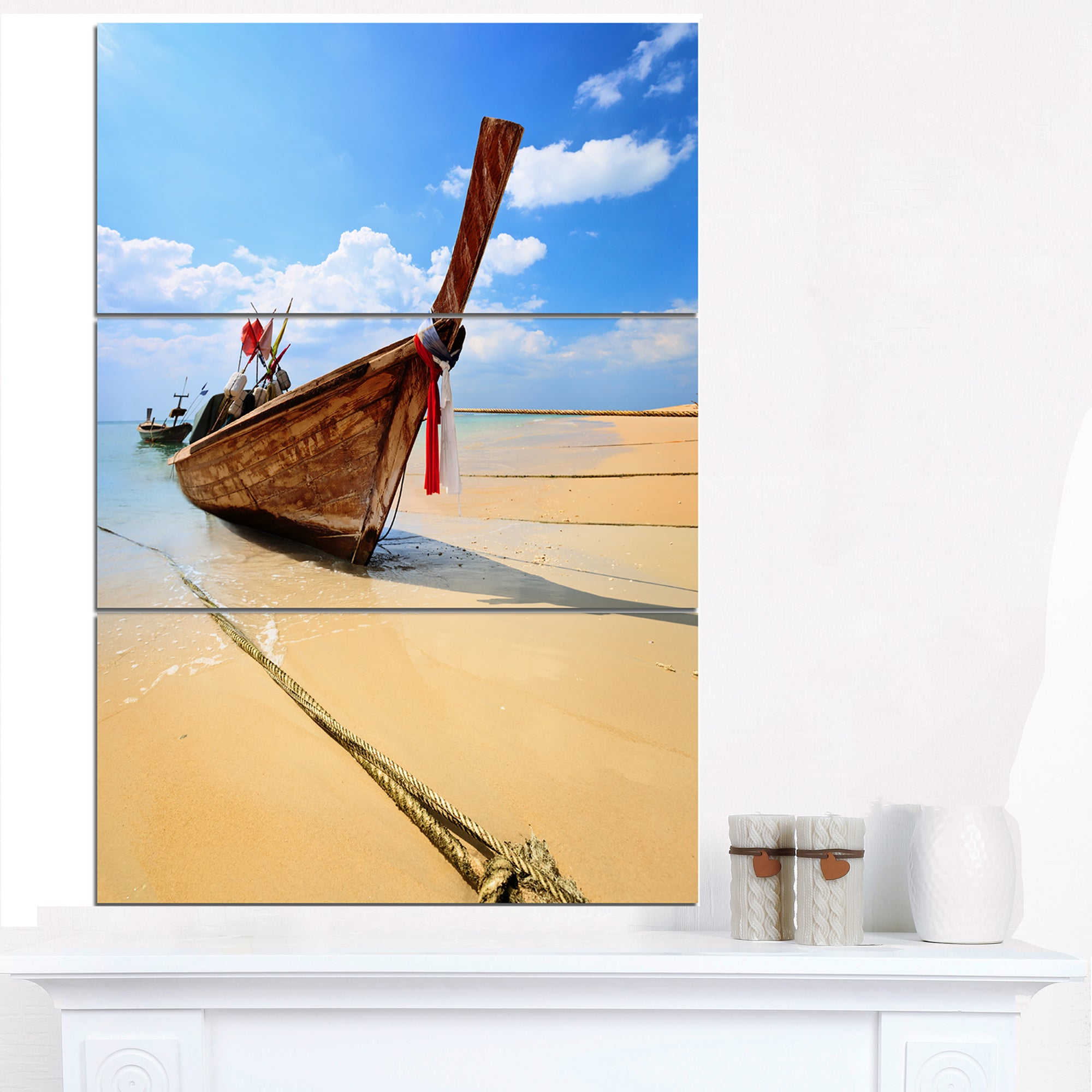 Enchanting Metal Boat Wall Decor Photos - Wall Art Collections ...