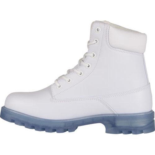 Men's Lugz Empire HI XC Work Boot White/Ice Perma Hide - Free Shipping  Today - Overstock.com - 19415816