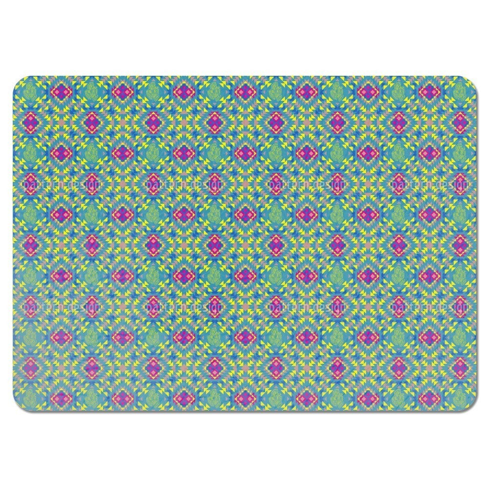 Shop Mexican Style Placemats (Set of 4) - Free Shipping Today ...