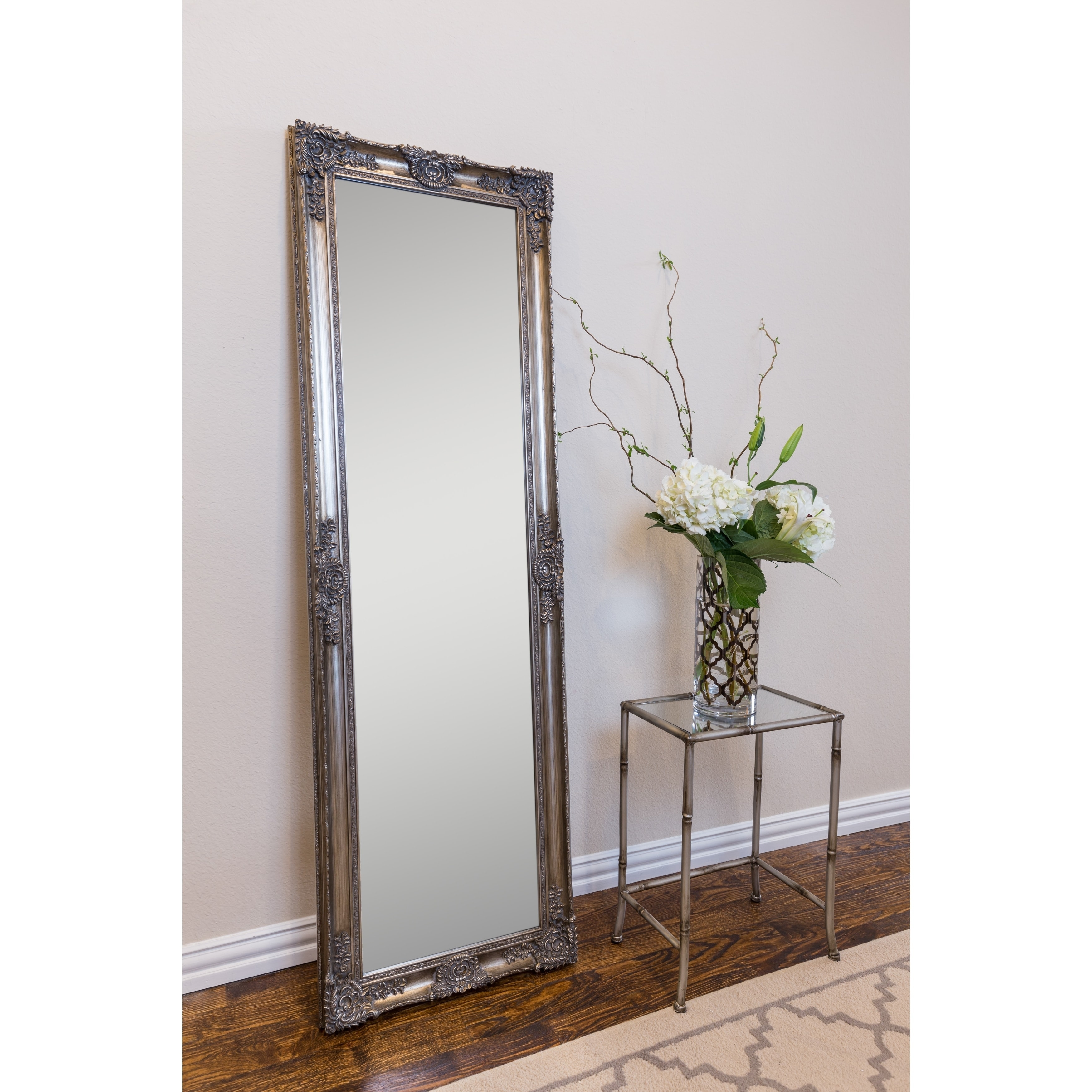 Mayfair Belle Full Length Wall Mirror - Free Shipping Today ...