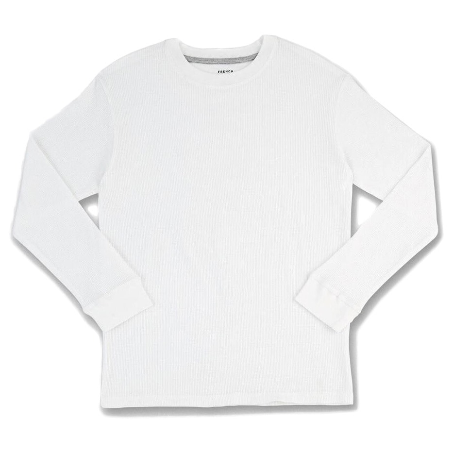dd97ccaae Shop French Toast Boys' Cotton Solid Thermal Shirt - Free Shipping On  Orders Over $45 - Overstock - 12734283