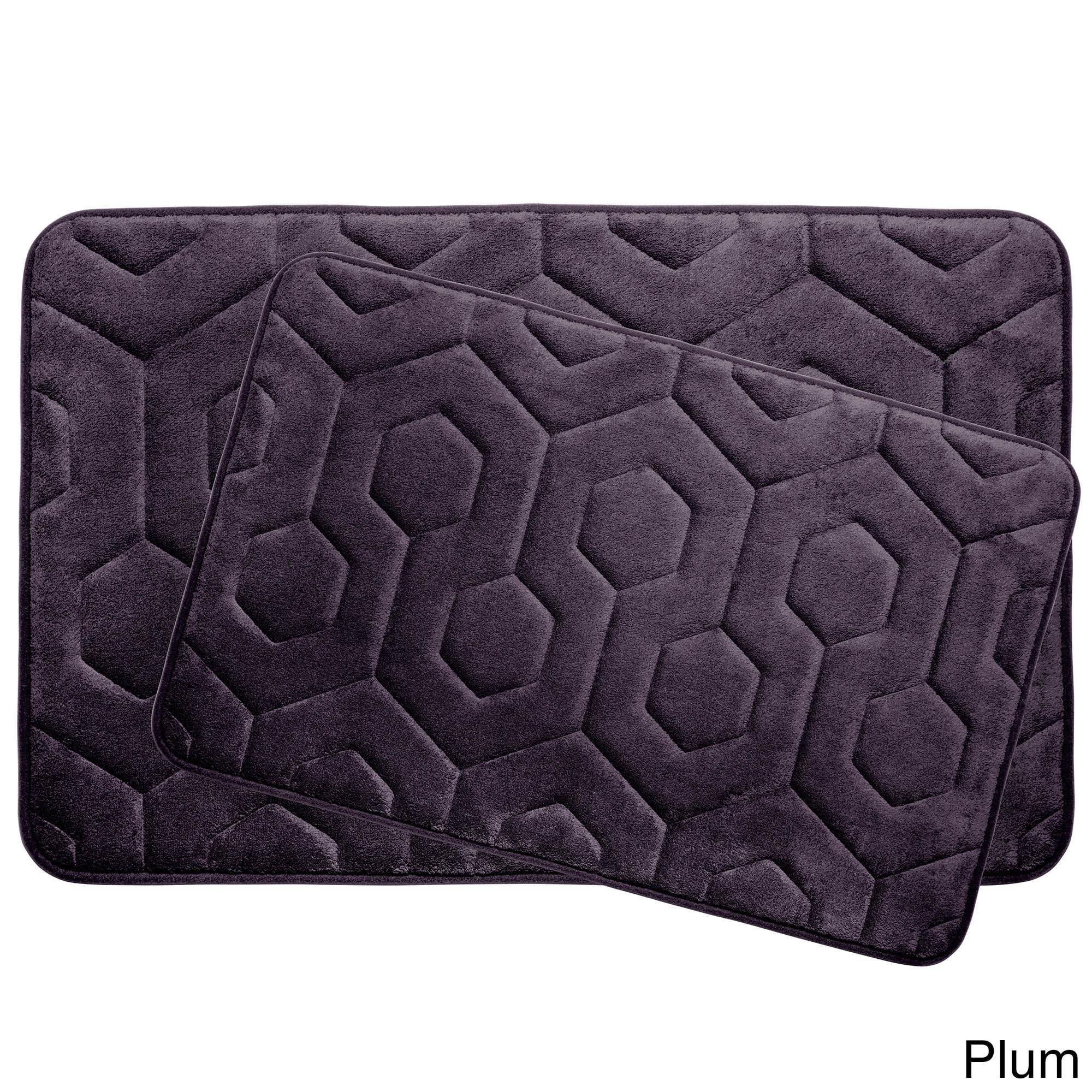 pin purple mat best to choose towels and bath mats towel the how dorm