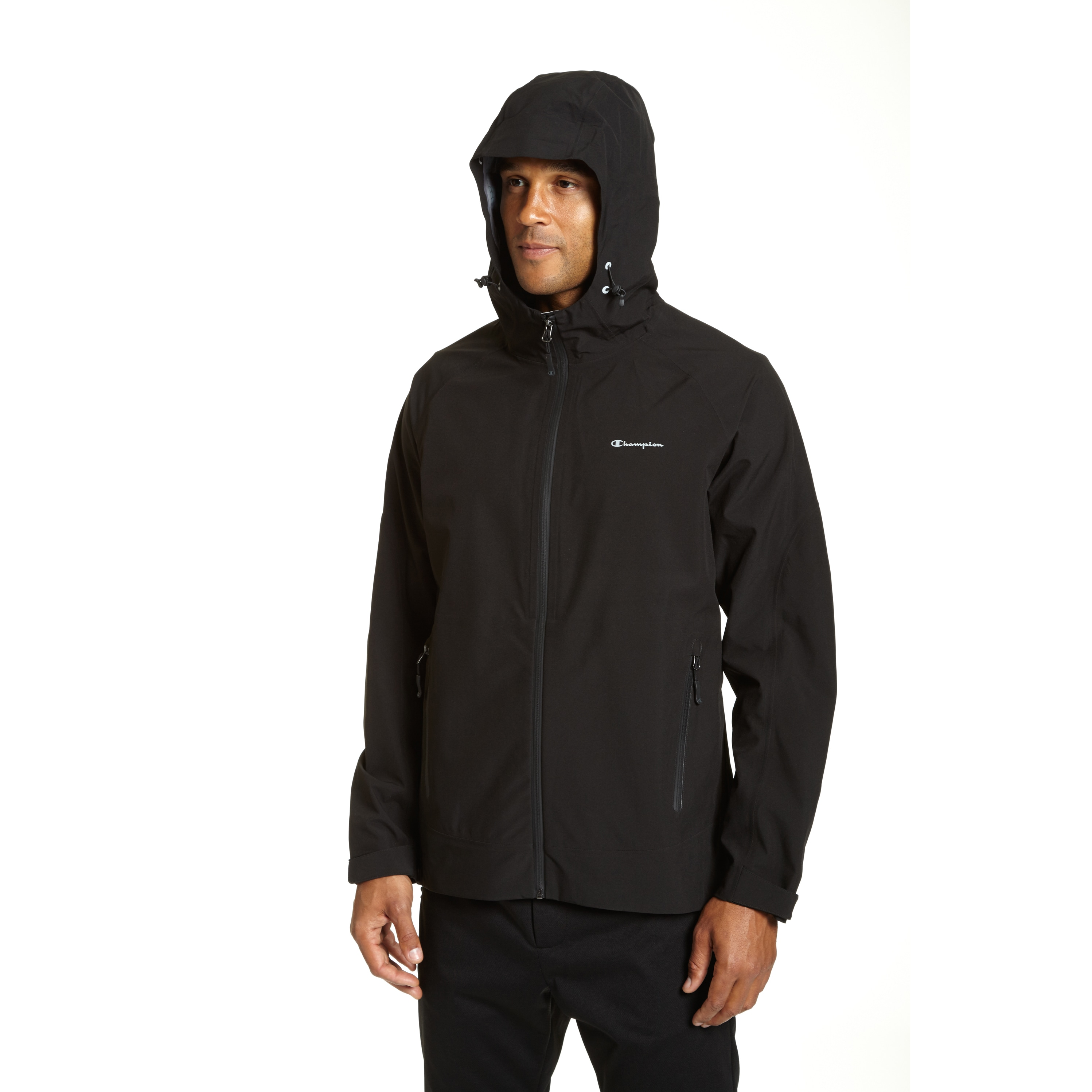 013d78ff7 Shop Champion Men's Stretch Waterproof Breathable All-weather Jacket - Free  Shipping Today - Overstock - 12734851