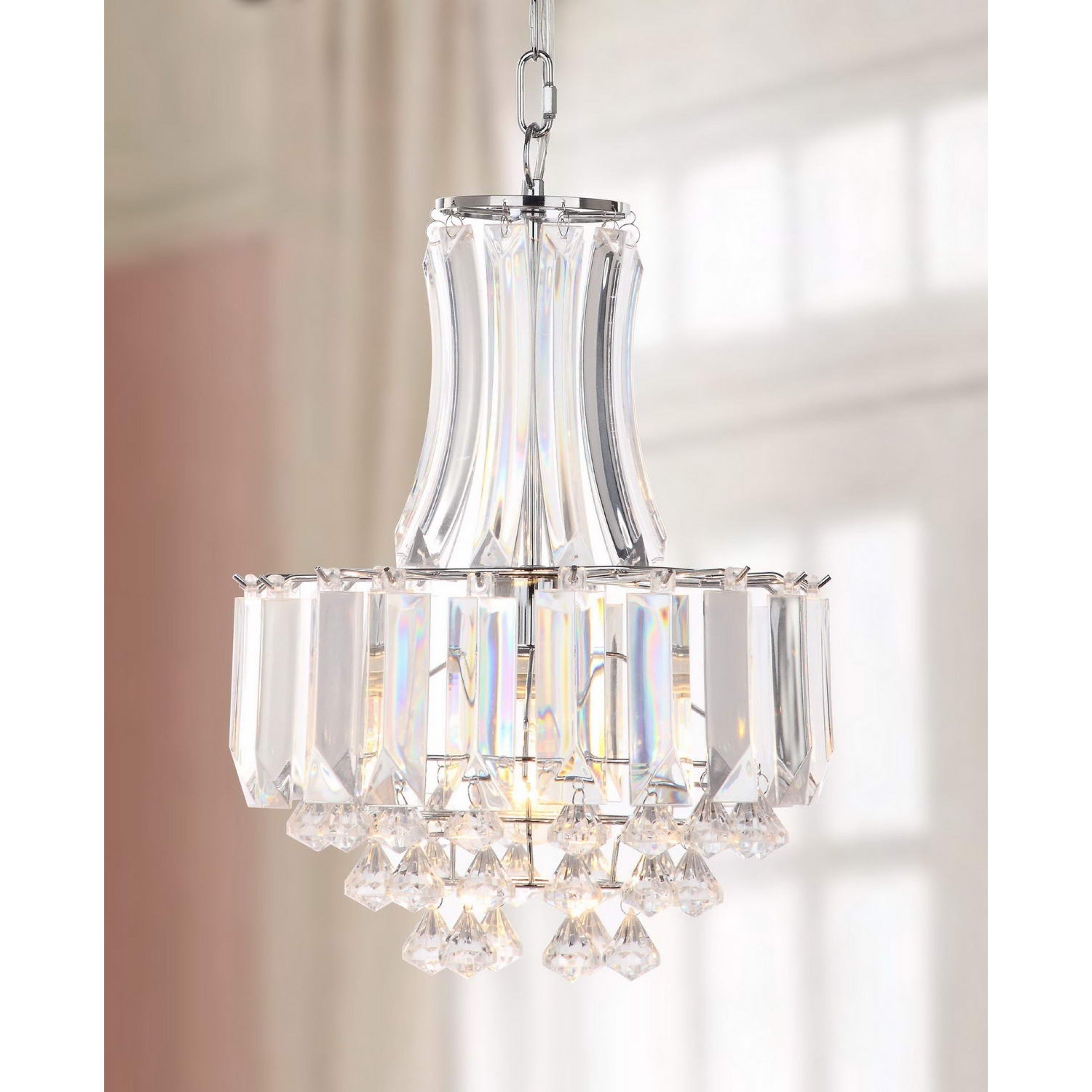 Shop Safavieh Lighting 1225 inch Modern Crown 1 light