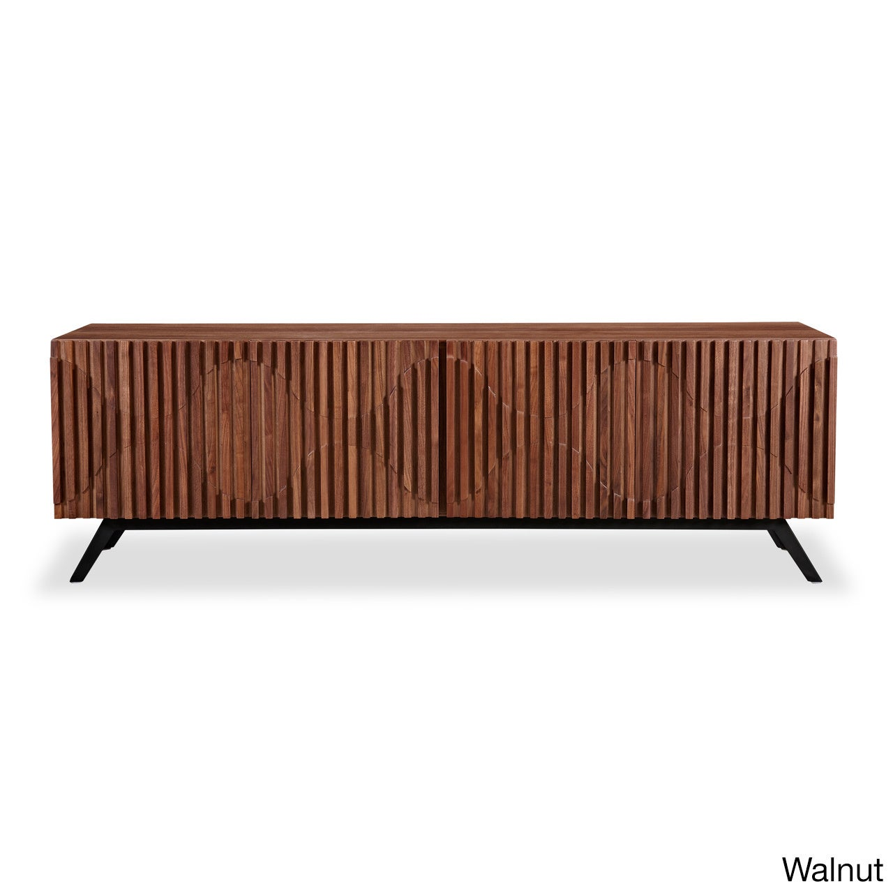 Shop Kardiel Semibreve Mid Century Modern Credenza   Free Shipping Today    Overstock.com   12747405