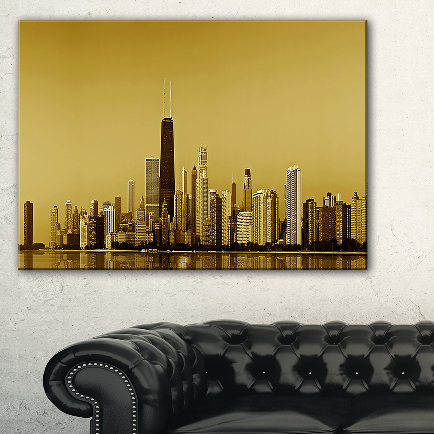 Dorable Cityscape Wall Art Frieze - Art & Wall Decor - hecatalog.info