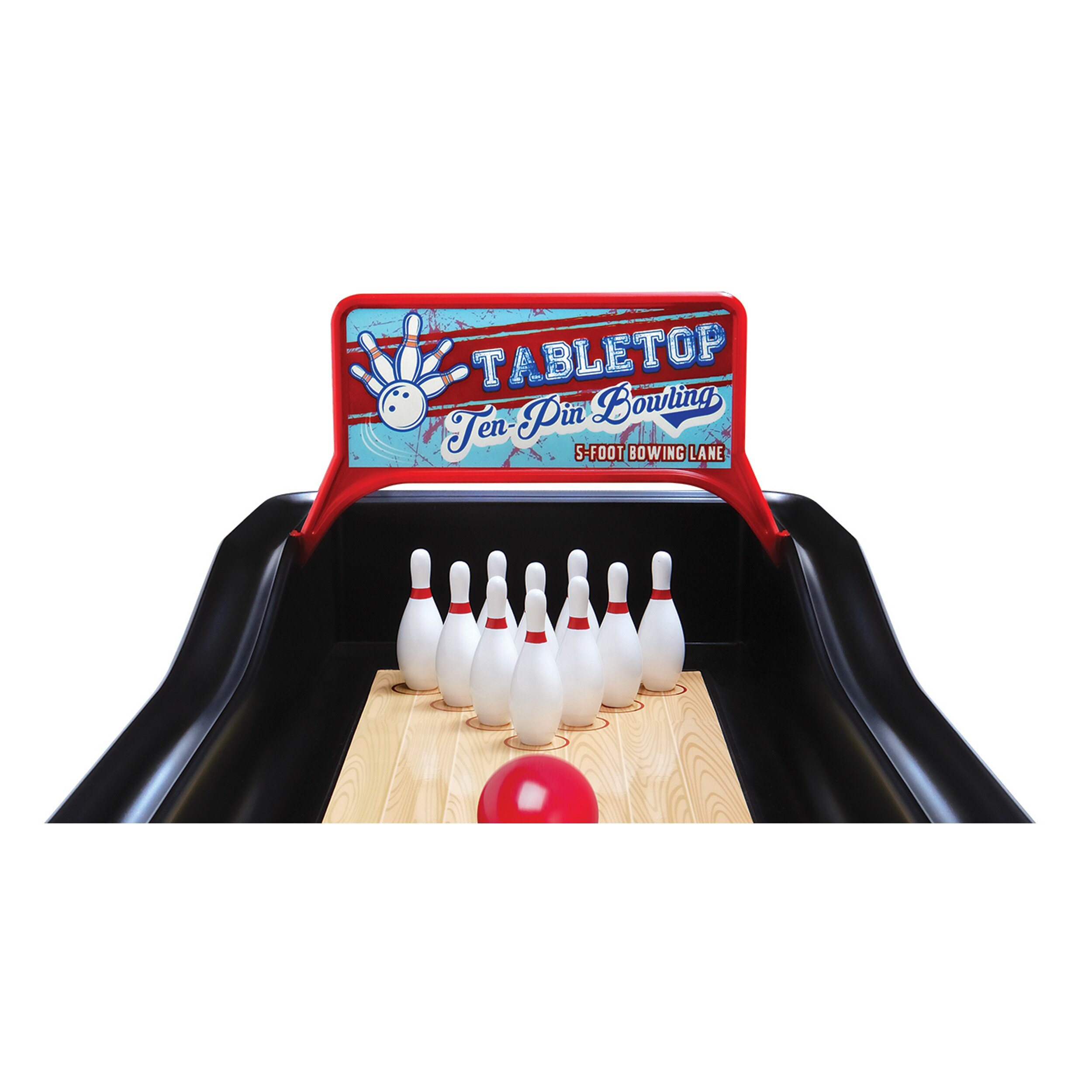 Black Series Game Tabletop Bowling   Free Shipping Today   Overstock.com    19549809