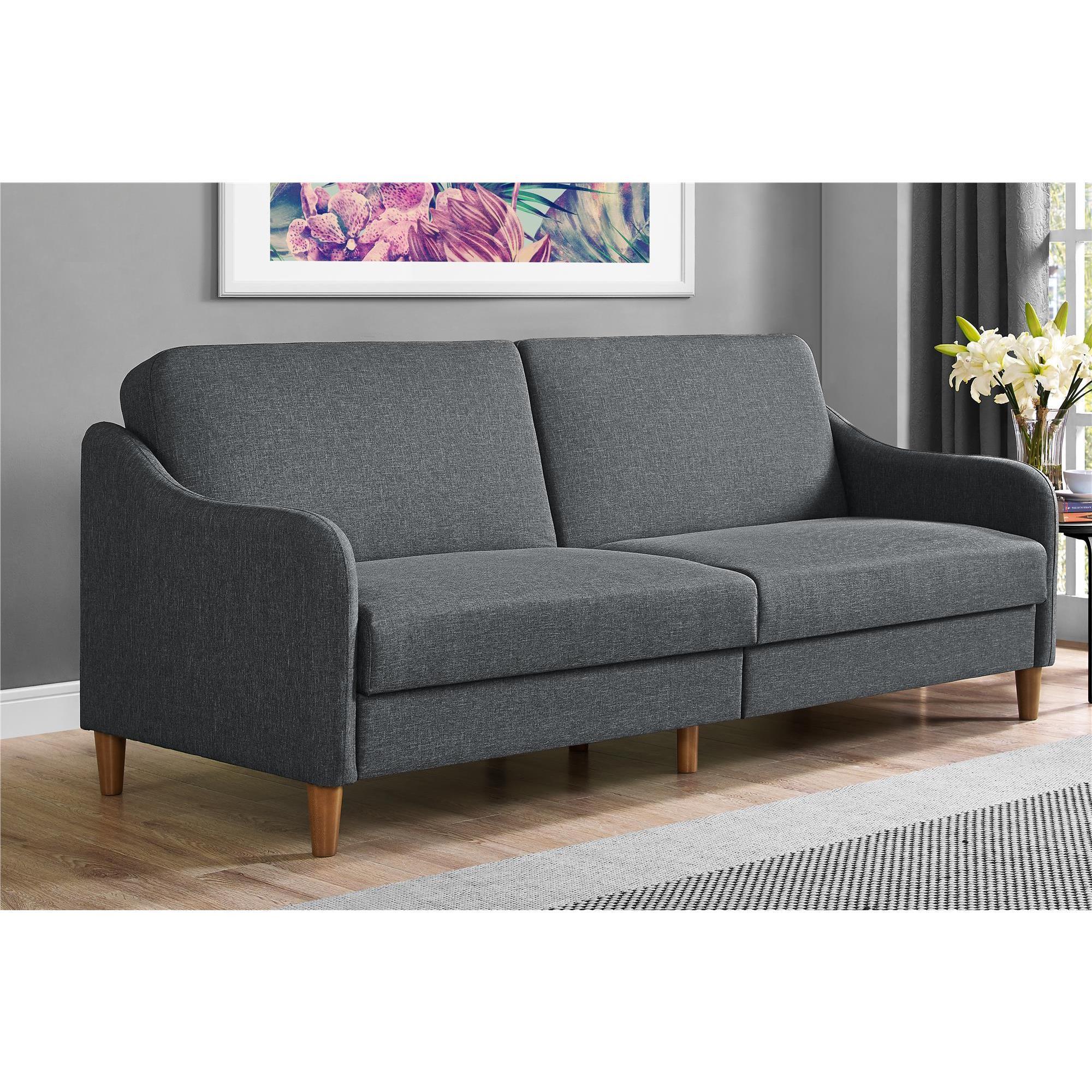 Carson Carrington Parkano Convertible Sofa Futon Free Shipping Today 20370460