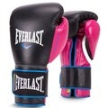 Everlast Women's Pink Faux Leather 12-ounce Powerlock Boxing Gloves