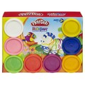 Play-Doh A7923 Play-Doh Rainbow Starter Pack Assorted Colors