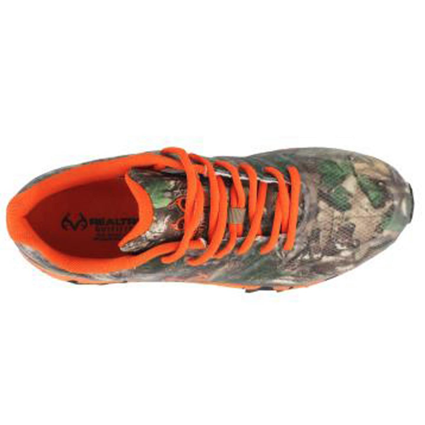 Shop RealTree Outfitters Men s  Cobra  Rubber Hiking Shoes - Free Shipping  Today - Overstock.com - 12796802 fea11be6e10