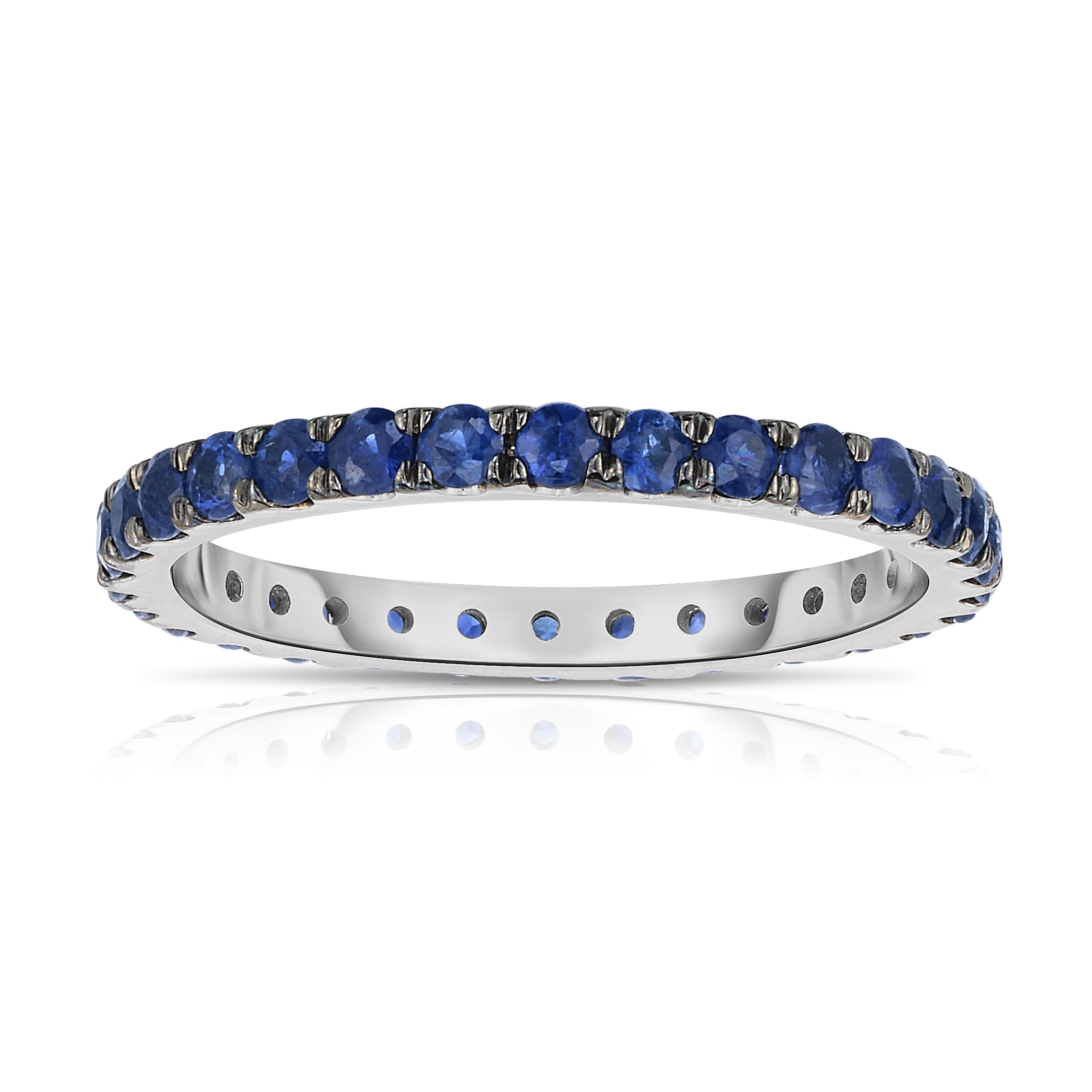 bands sapphire band eternity and diamond