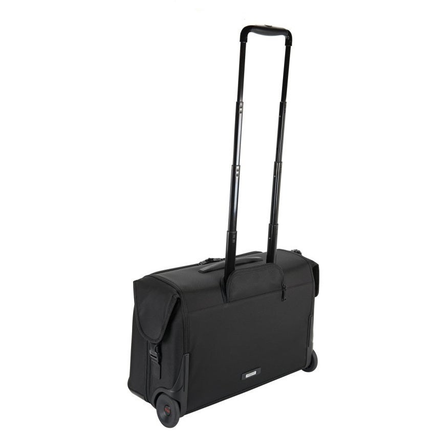 Shop Tumi Alpha 2 Wheeled Carry-On Rolling Garment Bag - Free Shipping  Today - Overstock.com - 12820896 d6753d955a