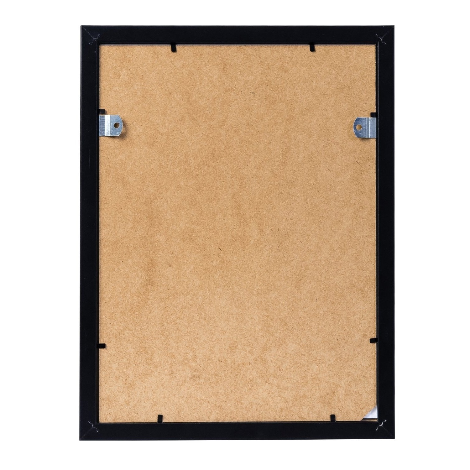 Shop 12 x 16-inch Black Frame with Glass Front, and Hanging Hardware ...