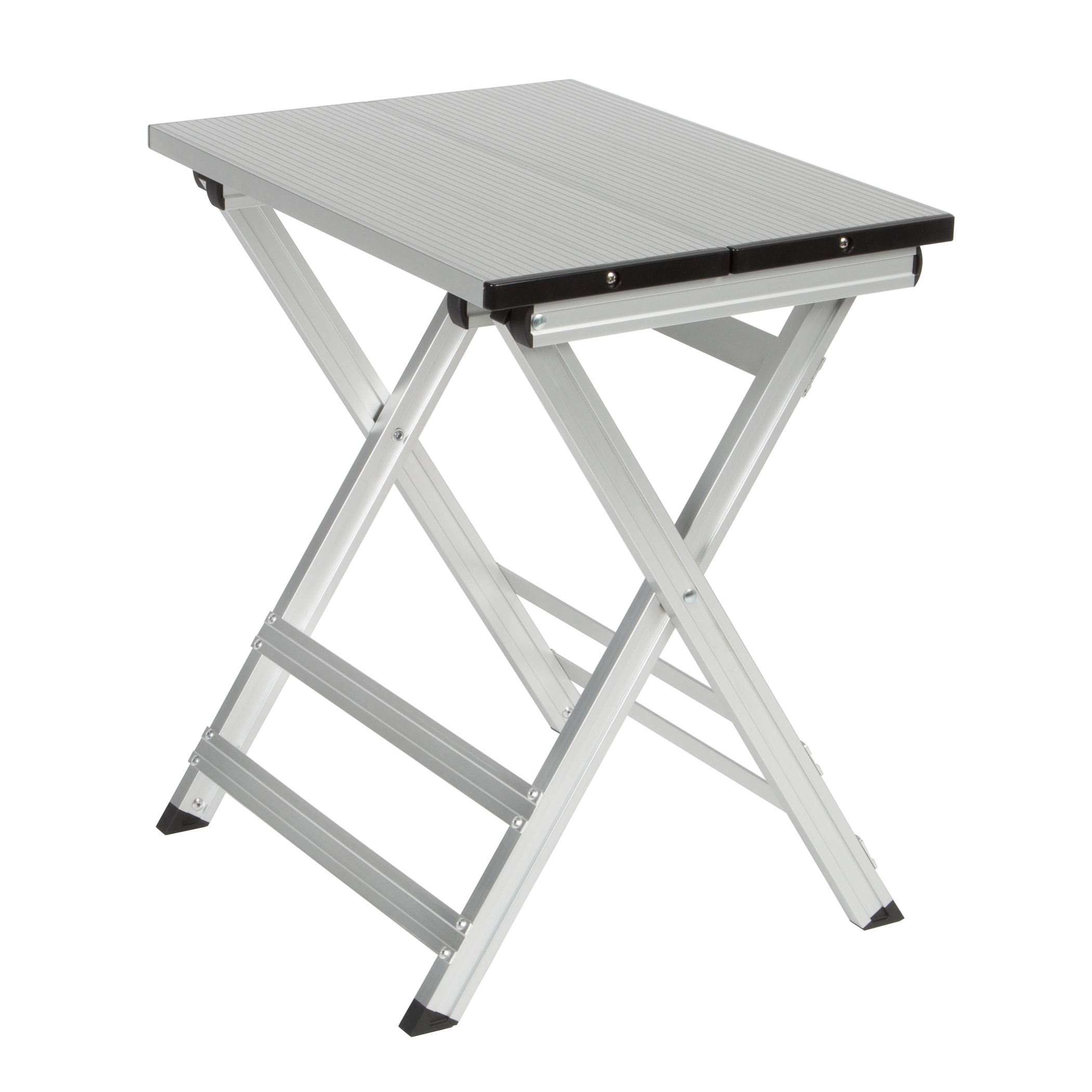 Shop Folding Aluminum Shower Stool - Free Shipping Today - Overstock ...