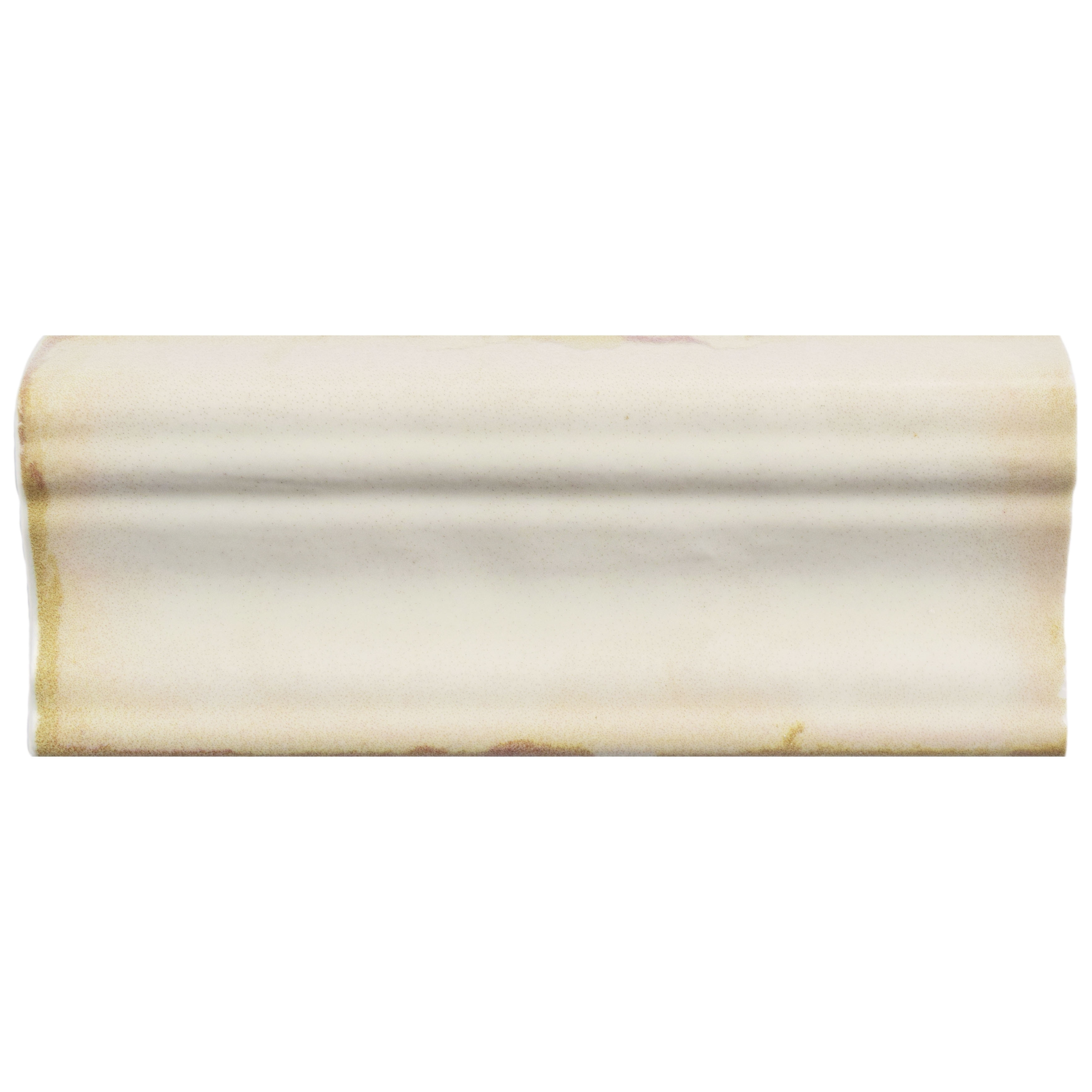 Shop Somertile 2x475 Inch Chronicle Moldura Ceramic Wall Trim Tile