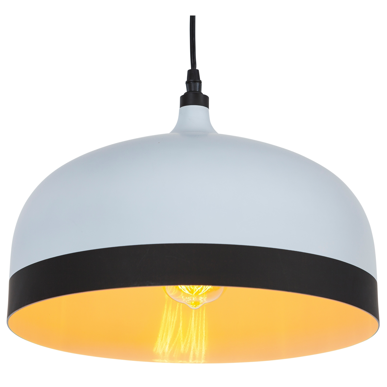 Shop Light Society Melaina Pendant Lamp in White - Free Shipping ...