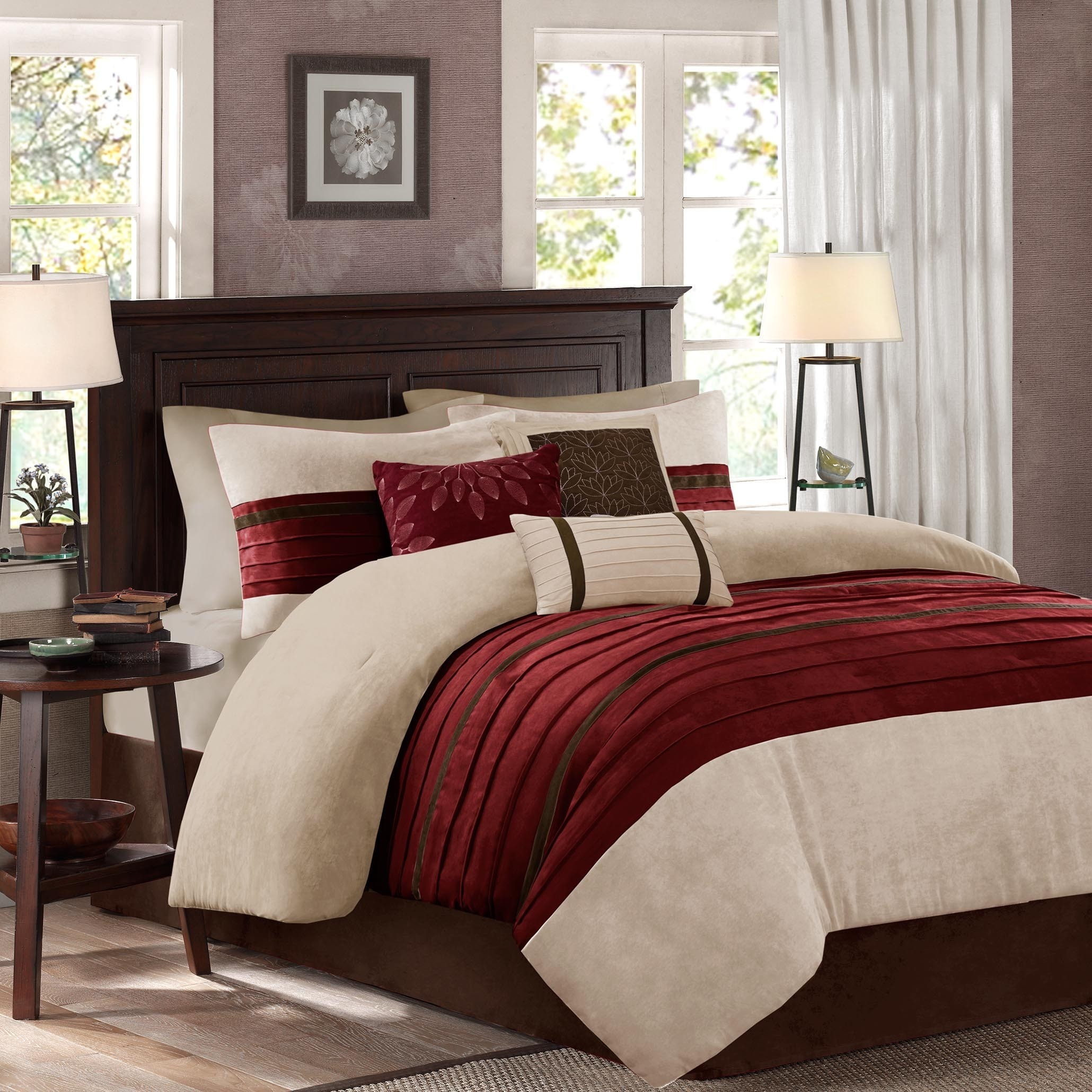 overstock trawler comforter red bedding bath product nautica shipping today set free