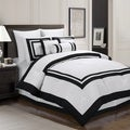 EverRouge Caprice Hotel Look 7-piece Comforter Set