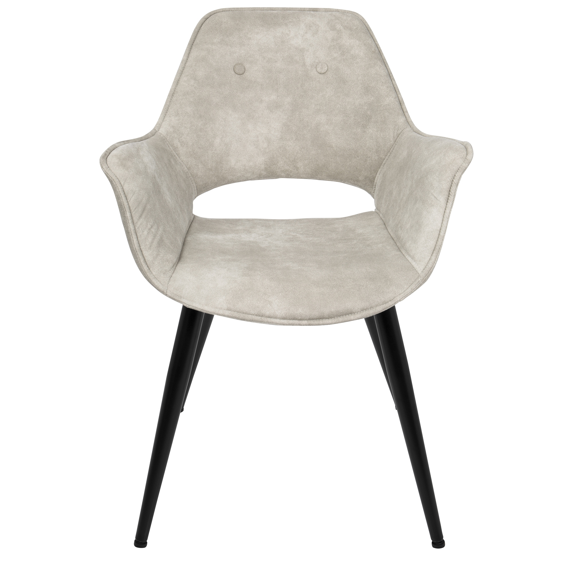 Shop LumiSource Mustang Contemporary Accent Chairs (Set of 2) - On Sale - Free Shipping Today - Overstock.com - 12853371  sc 1 st  Overstock.com & Shop LumiSource Mustang Contemporary Accent Chairs (Set of 2) - On ...