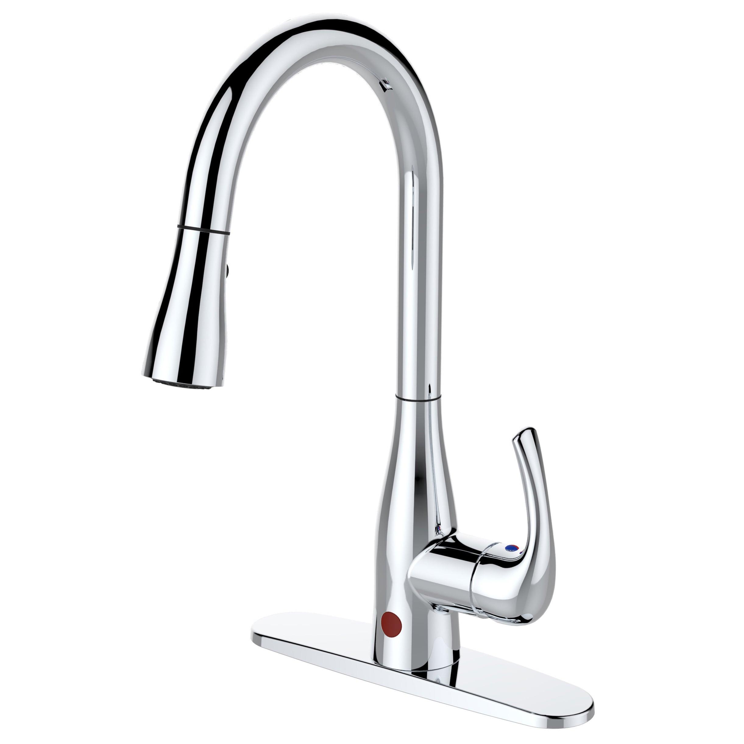 Shop Bio Bidet Flow Motion Sensor Kitchen Faucet - Free Shipping ...