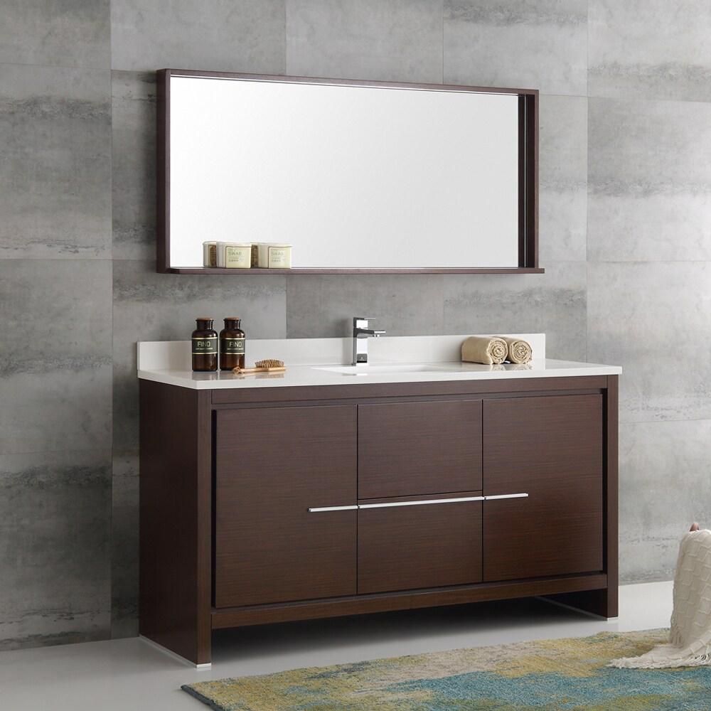 The Bliss by KubeBath is one of the most elegant modern Bathroom Vanities  ...