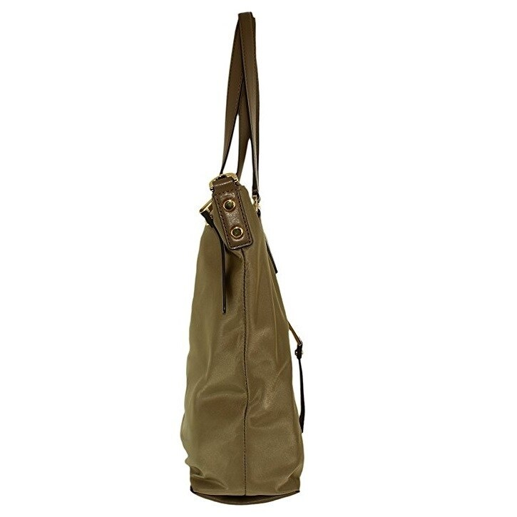 37932e4bb7e3 Shop Michael Kors Ariana Large Dusk Nylon Tote Bag - Free Shipping Today -  Overstock - 12863325