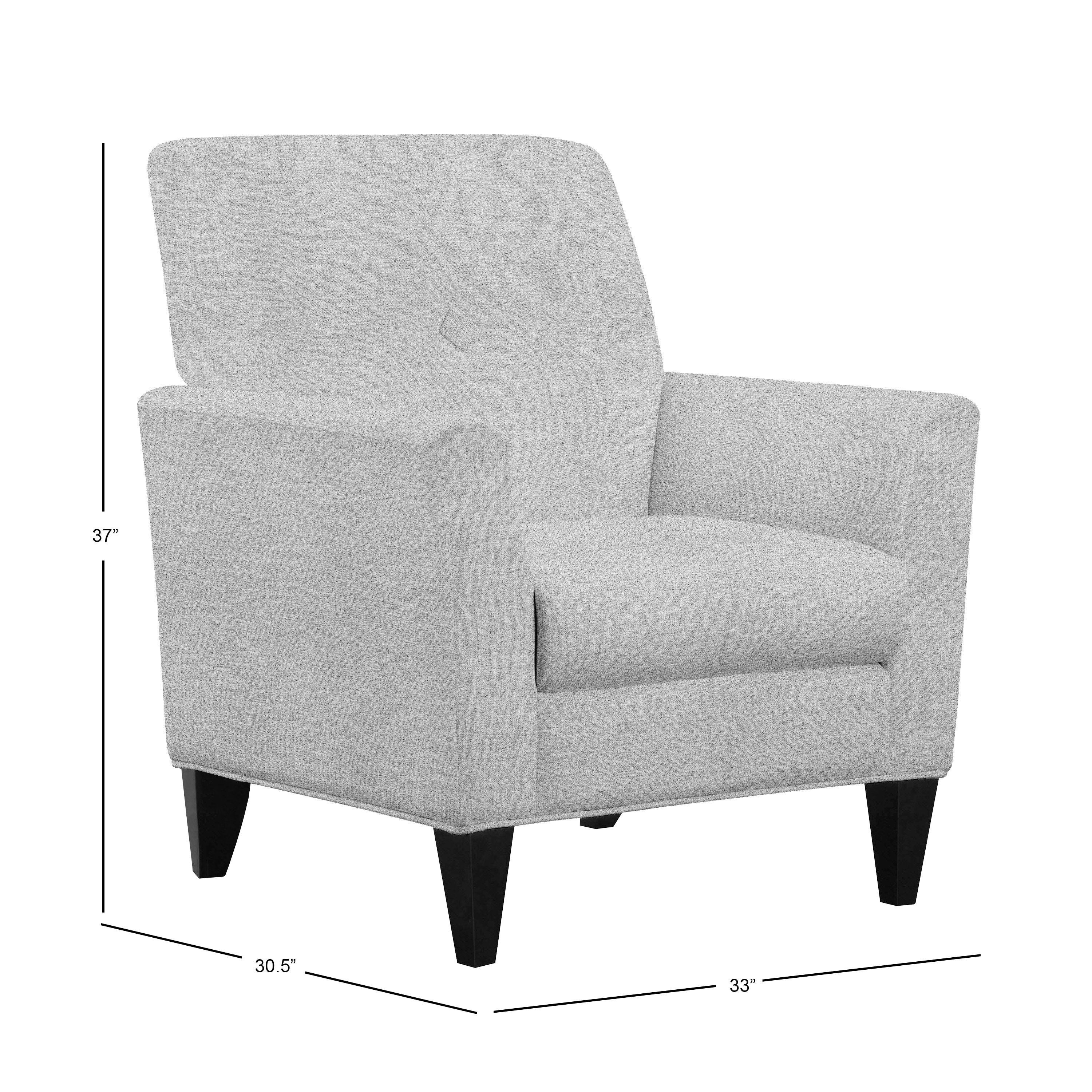 Shop Handy Living Alex Gold Damask Arm Chair   Free Shipping Today    Overstock.com   12863433