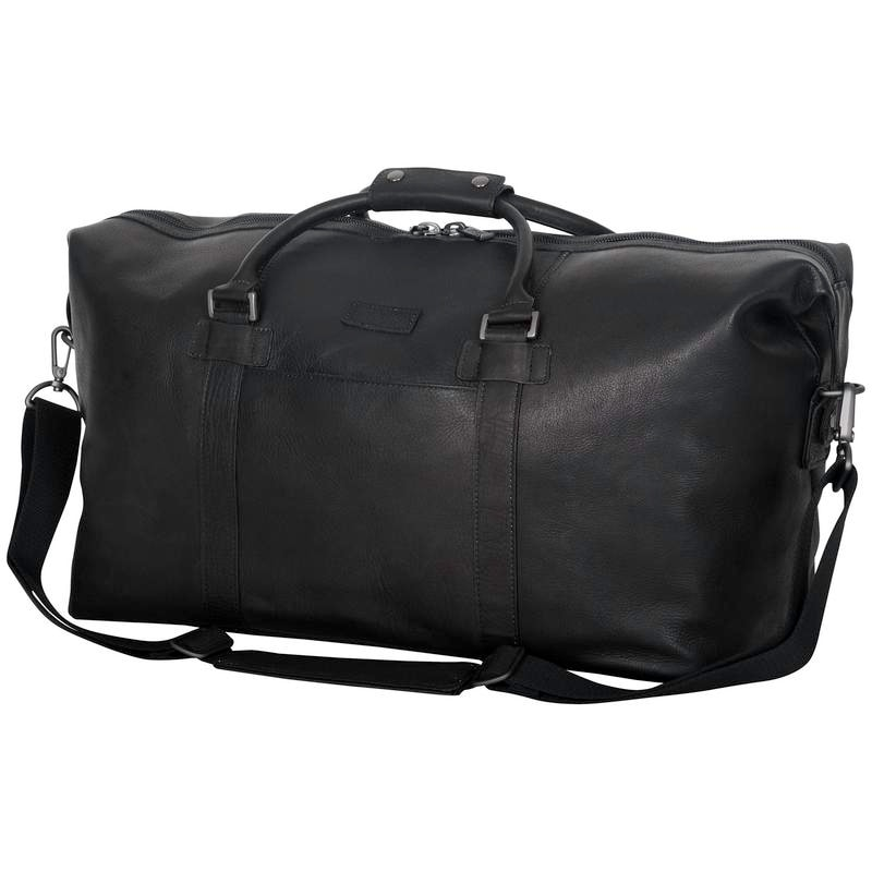 Kenneth Cole Reaction Colombian Leather 20in Single Compartment Carry On Travel Duffel Bag Free Shipping Today 12863809