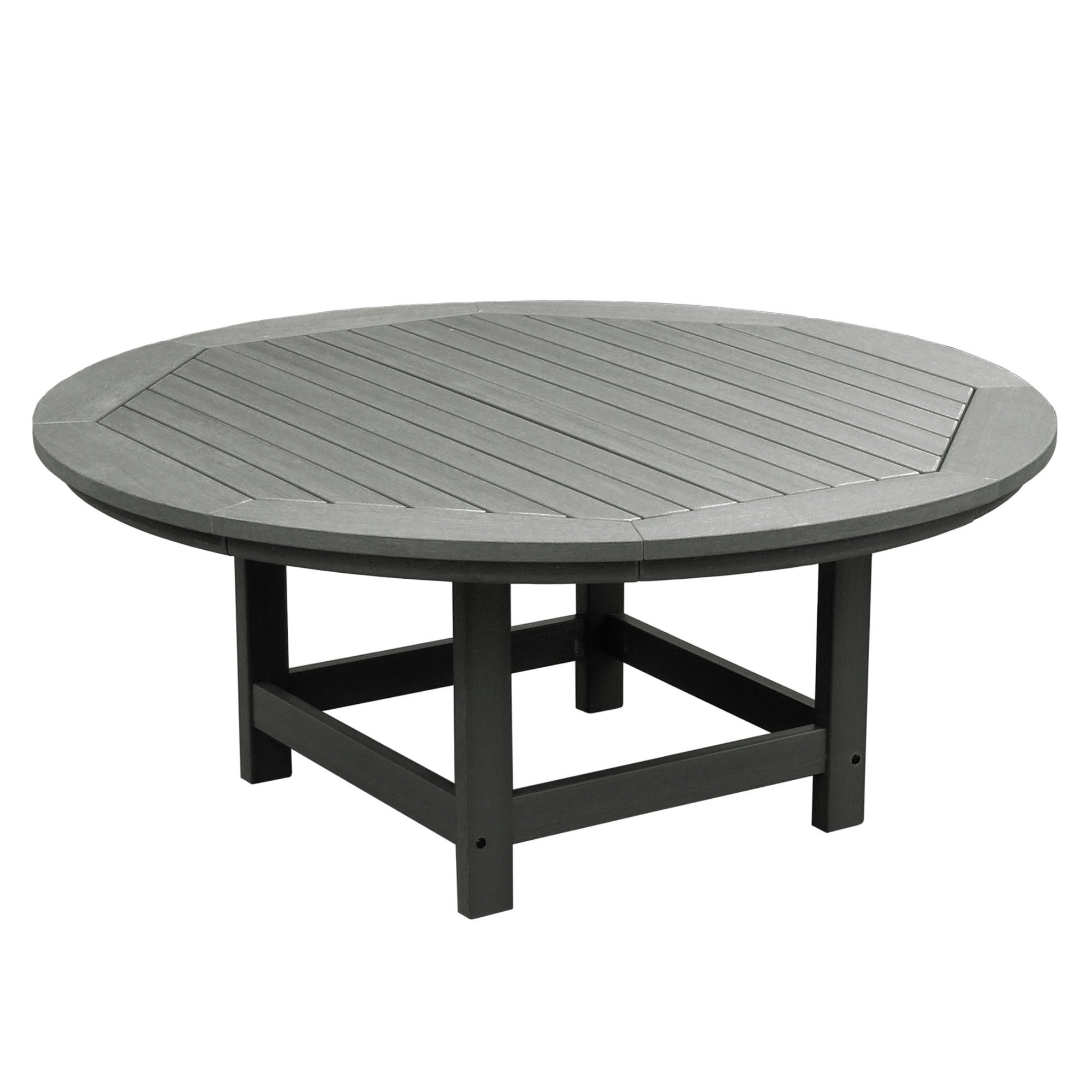 Highwood Eco Friendly Round 48 Conversation Coffee Table Free Shipping Today 12872868