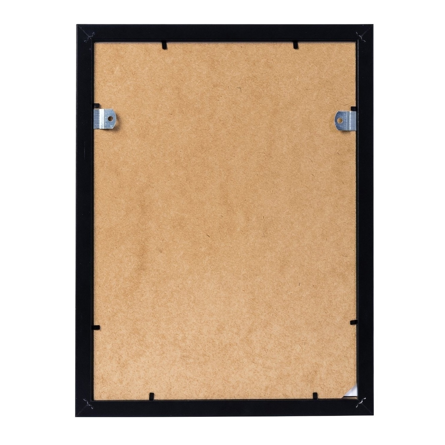 Shop 11 X 13 Inch Black Picture Frame With Hanging Hardware For 8 X
