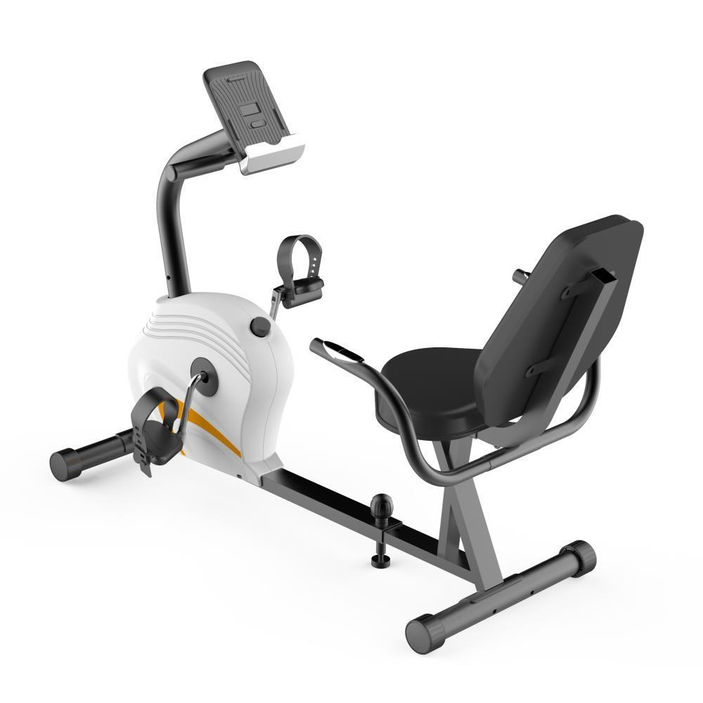 5d7e9a80663 Shop SereneLife SLXB3 Home  Office Recumbent Exercise Pedaling Bicycle -  Ships To Canada - Overstock - 12887836