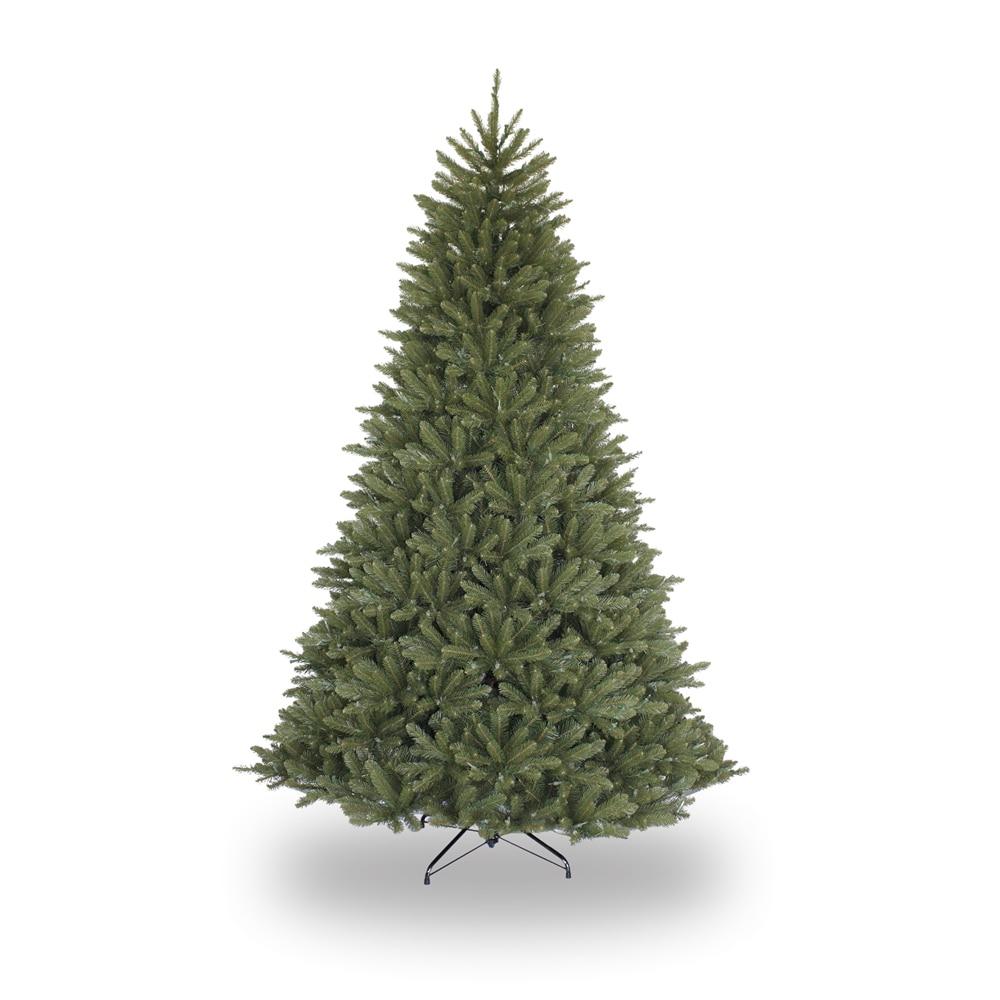 puleo international fraser fir 7 foot artificial christmas tree - Artificial Christmas Tree Reviews