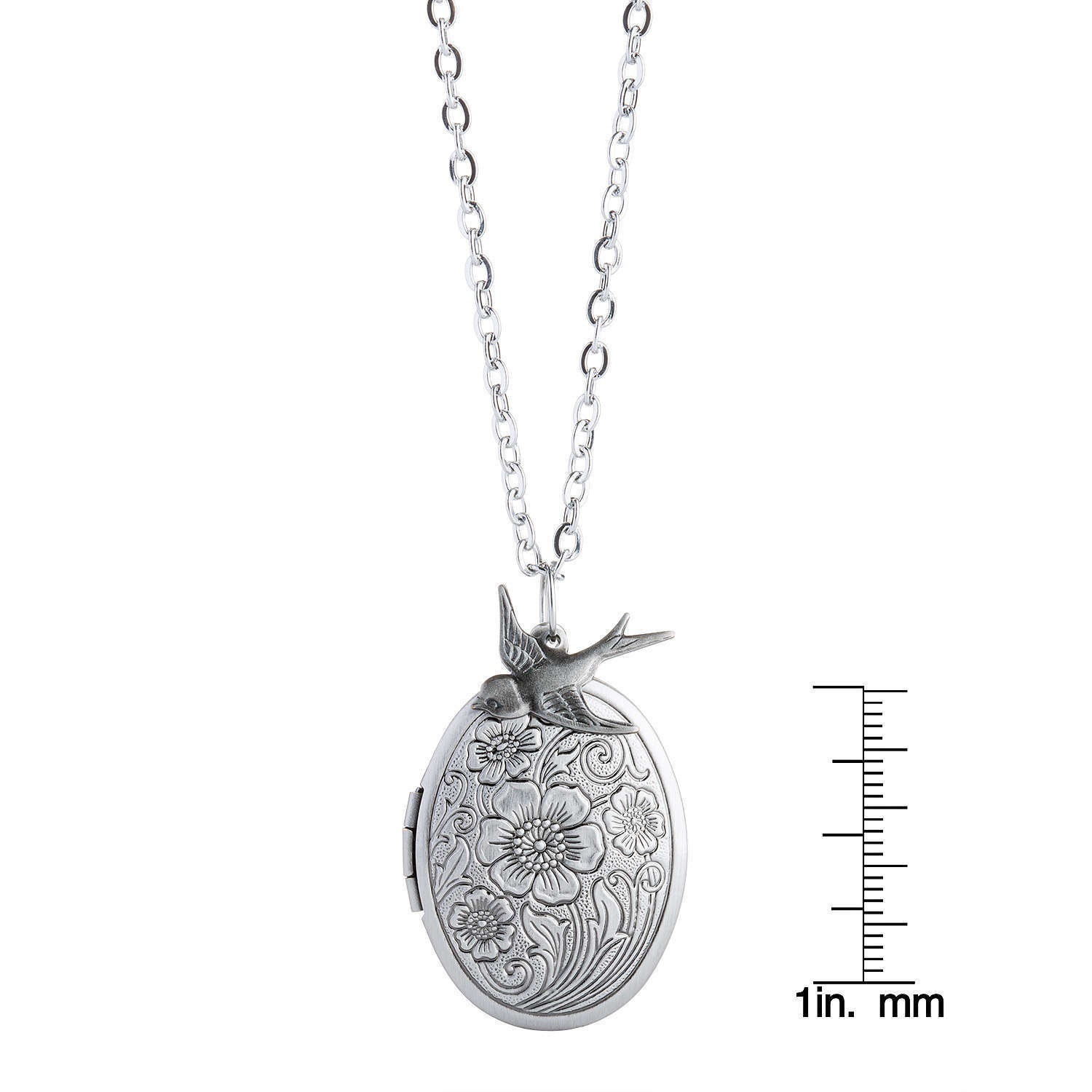 lockets in anatomical necklace sterling silver heart locket charm