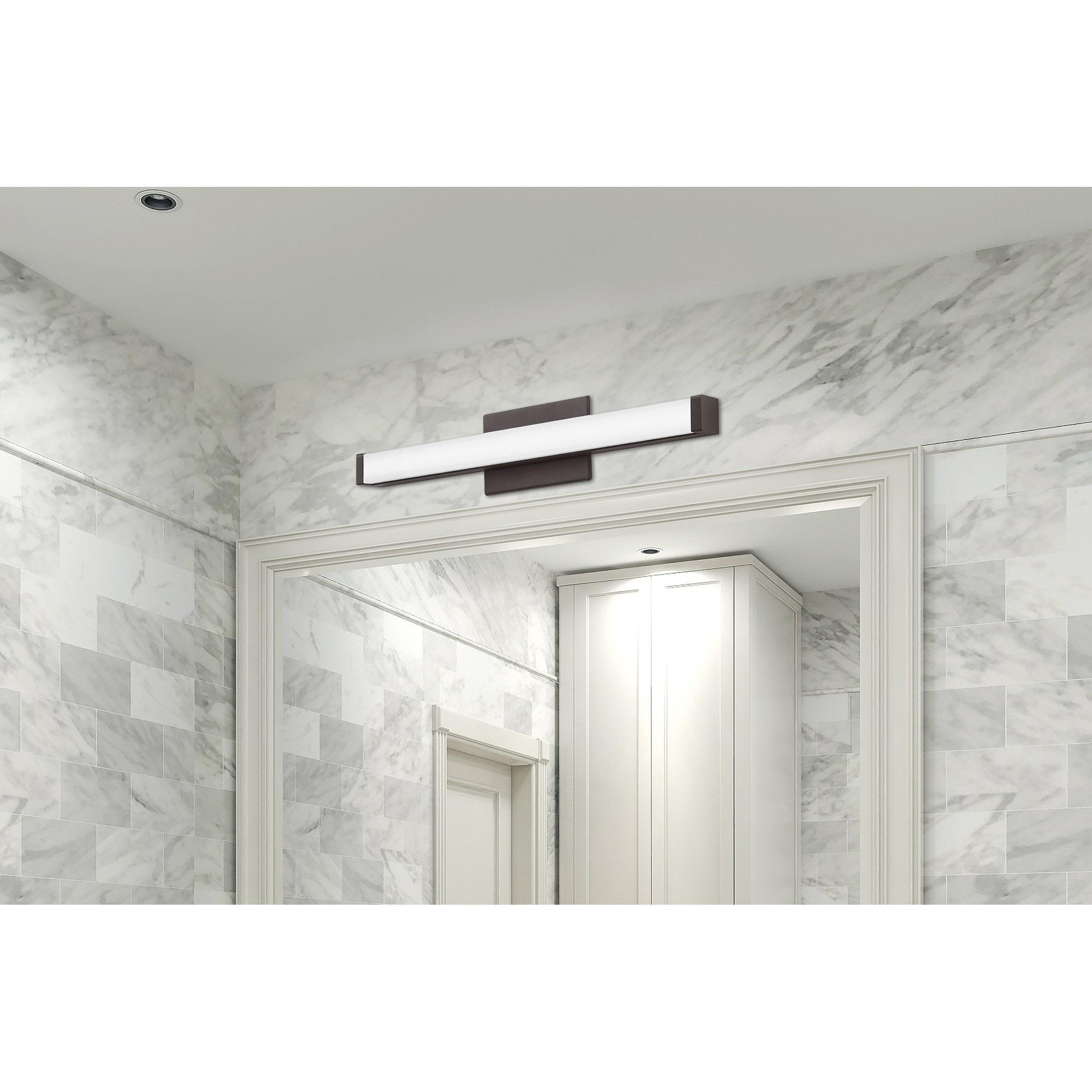 flushmount integrated pir indoor lighting garage sgll p lithonia black light lights motion ft led sensor with