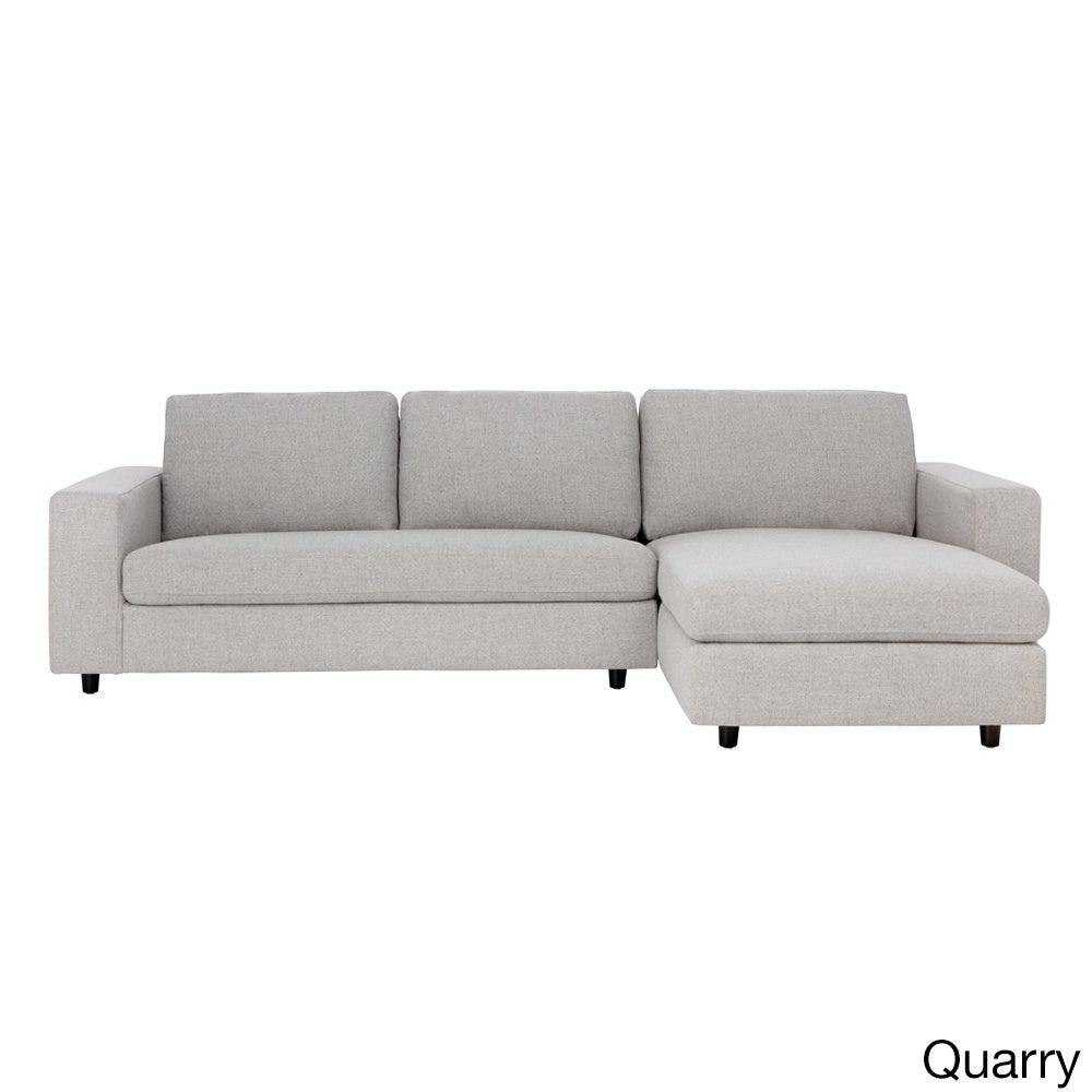 Shop Ethan Grey Sofa   On Sale   Free Shipping Today   Overstock.com    12898745