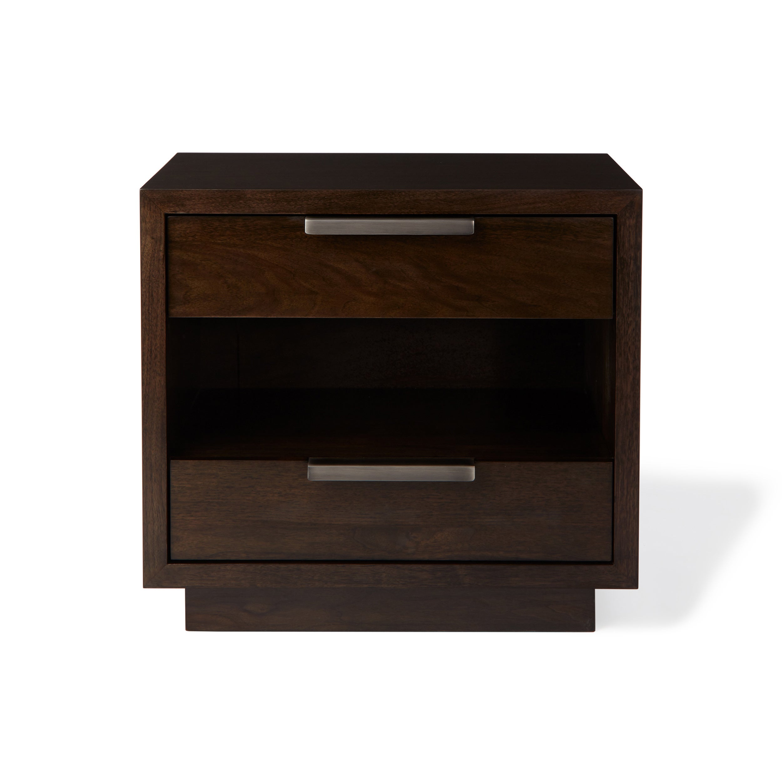 Calvin Klein Es Dark Walnut Nightstand Free Shipping Today